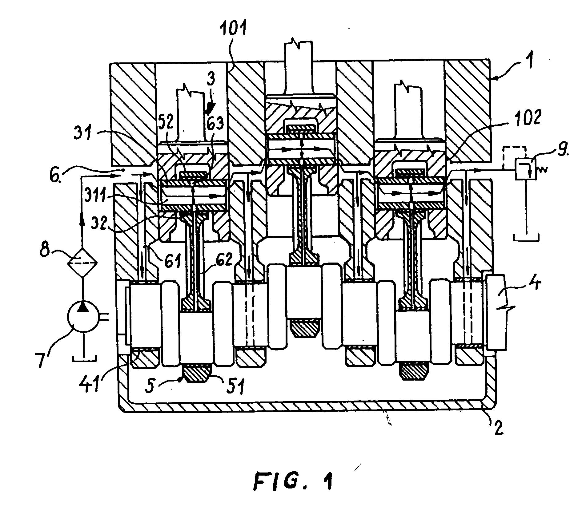 patent ep0569790b1 circuit de lubrification pour moteurs vilebrequin google patents. Black Bedroom Furniture Sets. Home Design Ideas