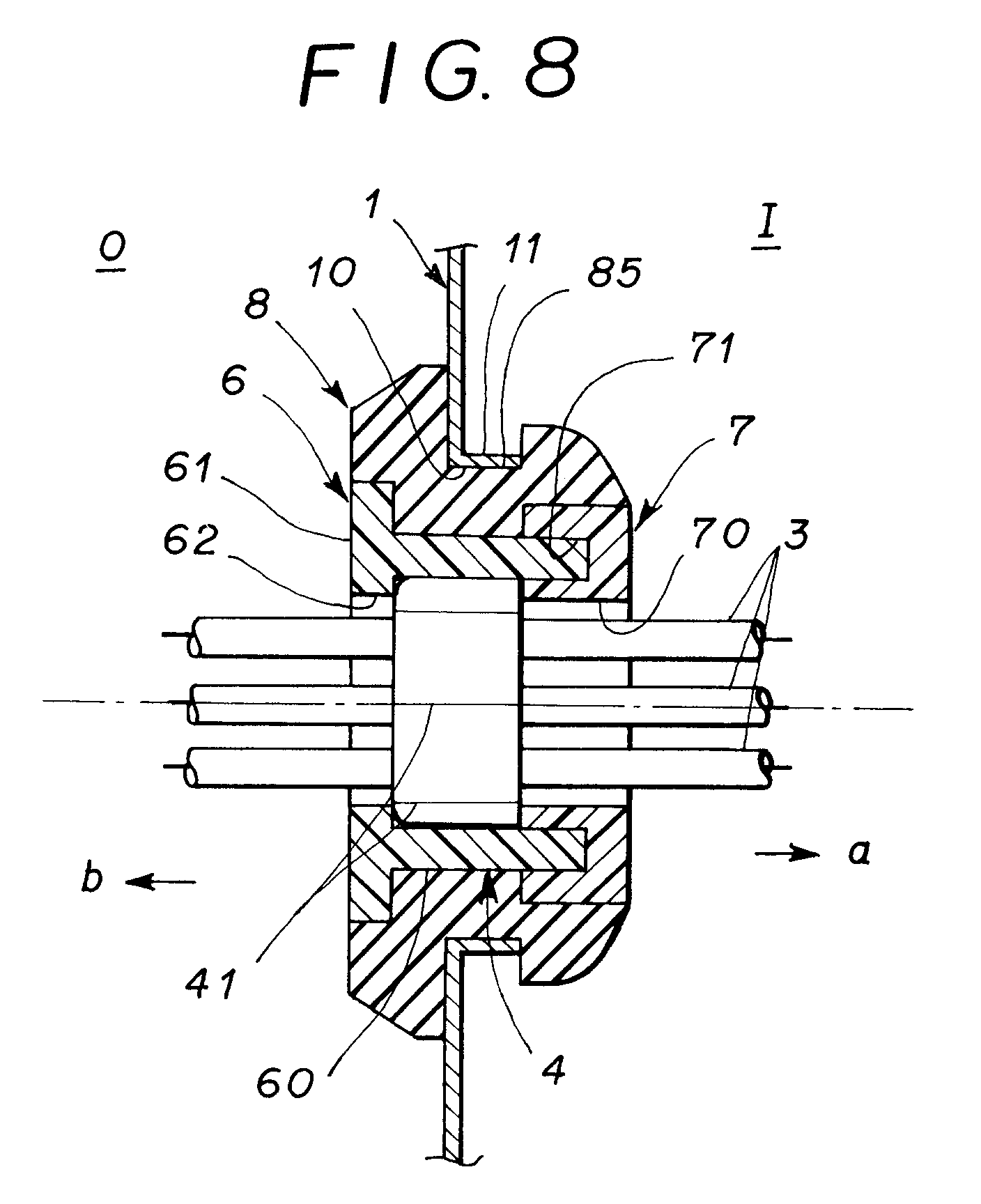 patent ep0580130a1 - lead-wire grommet
