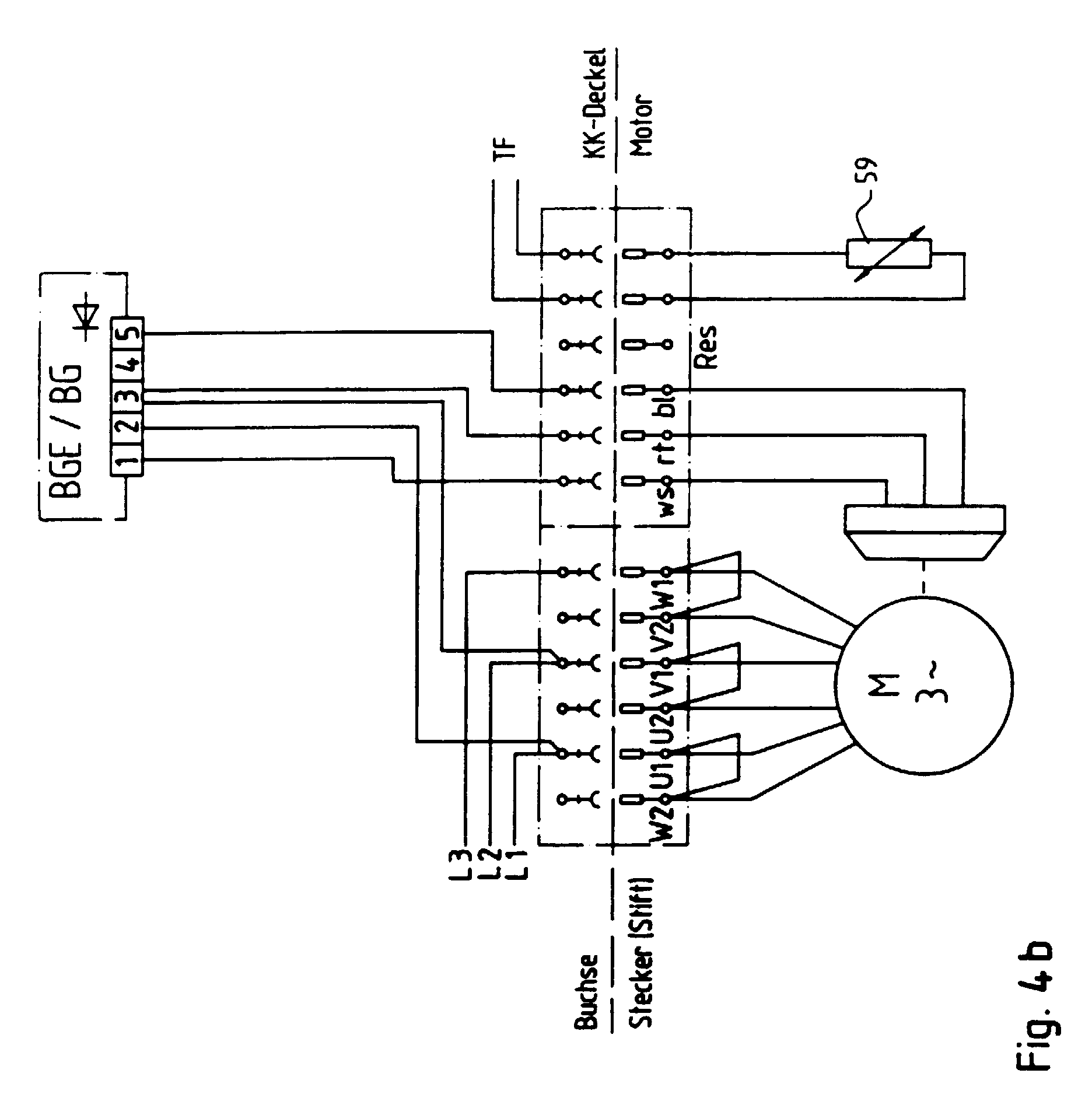 Patent ep0582777b1 motor connection box in particular for Electric motor connection box