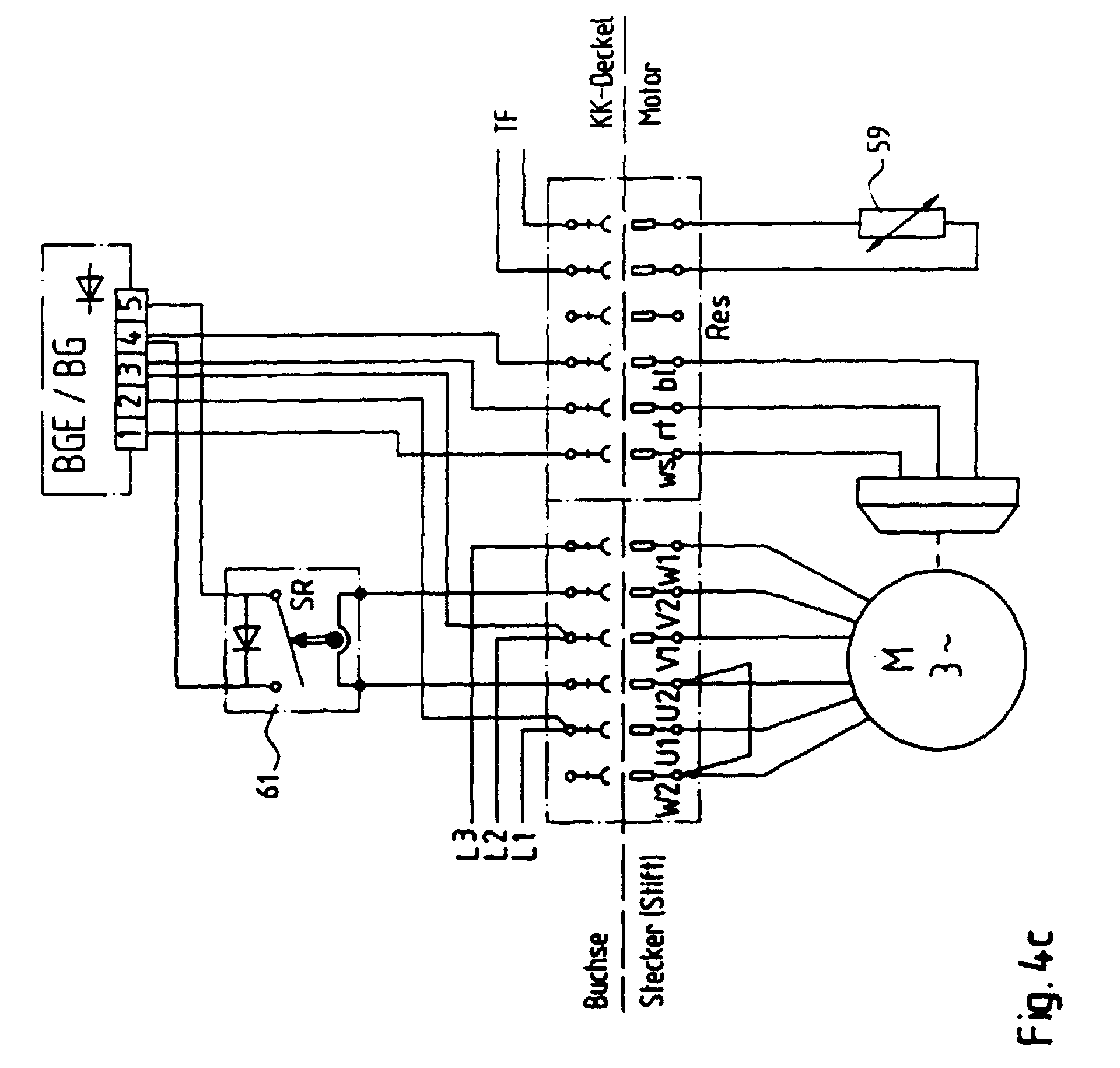 patent ep0582777b1 - motor connection box  in particular for electric motors