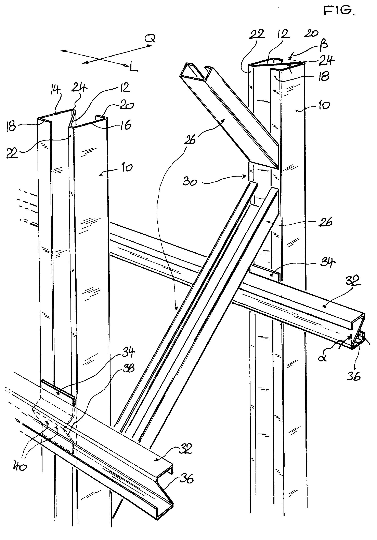 flansch stahlbau metallteile verbinden. Black Bedroom Furniture Sets. Home Design Ideas