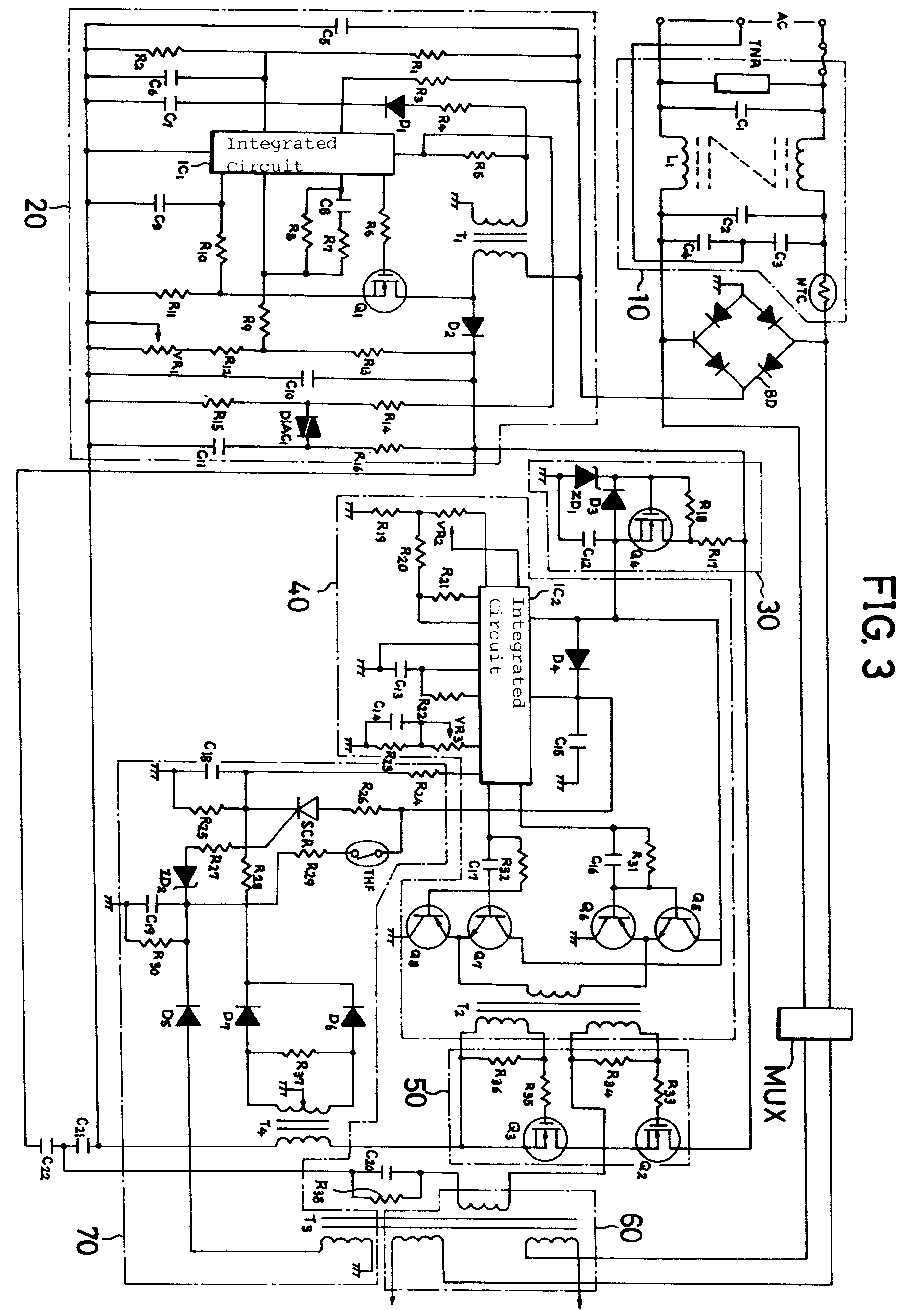 Circuit Diagram Of Sukam Inverter Basic Block Patent Ep0591576a1 An Ultrapowersaving Which