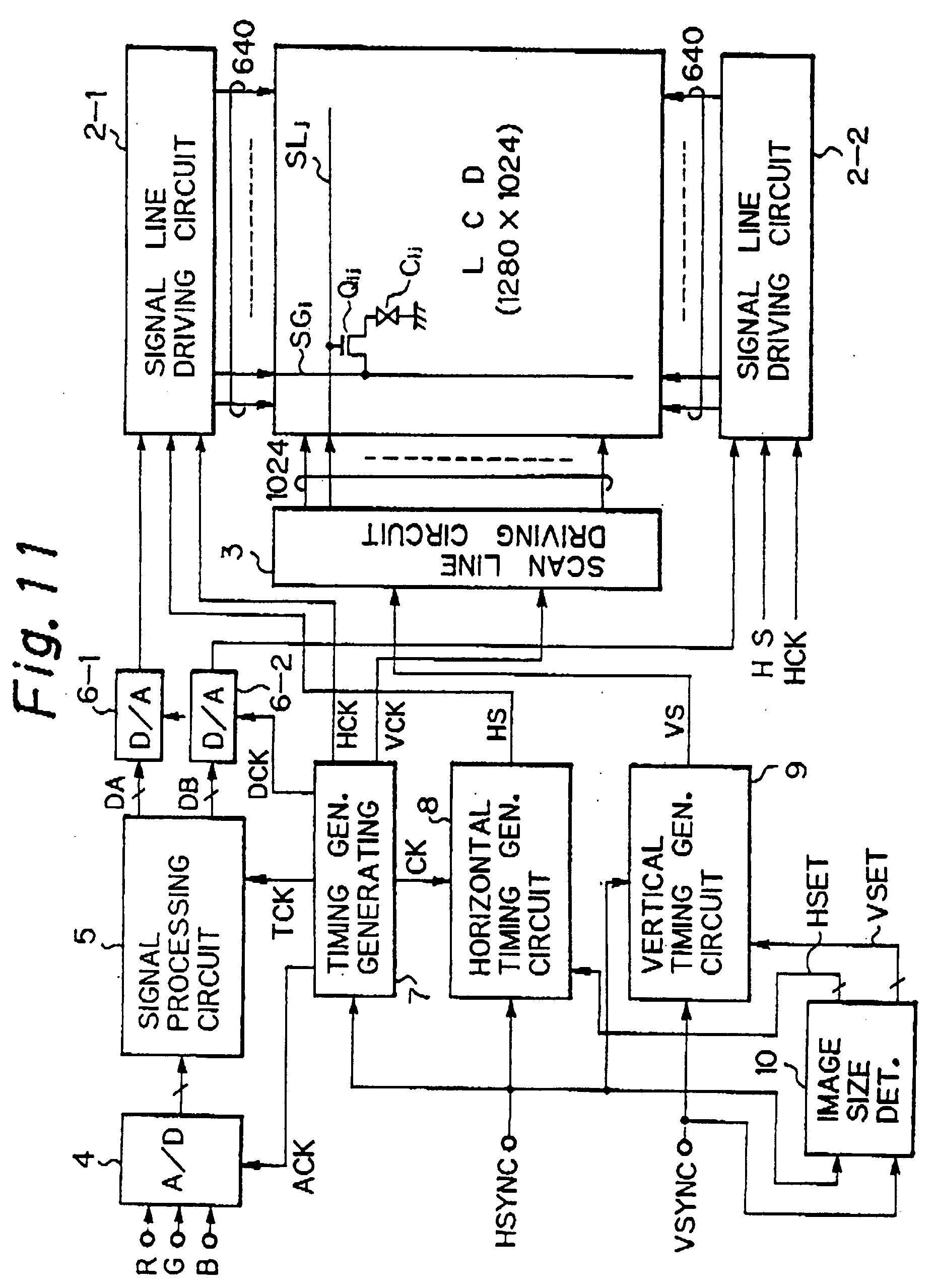 Drawing Lines In Crystal Reports : Patent ep a apparatus for driving liquid crystal