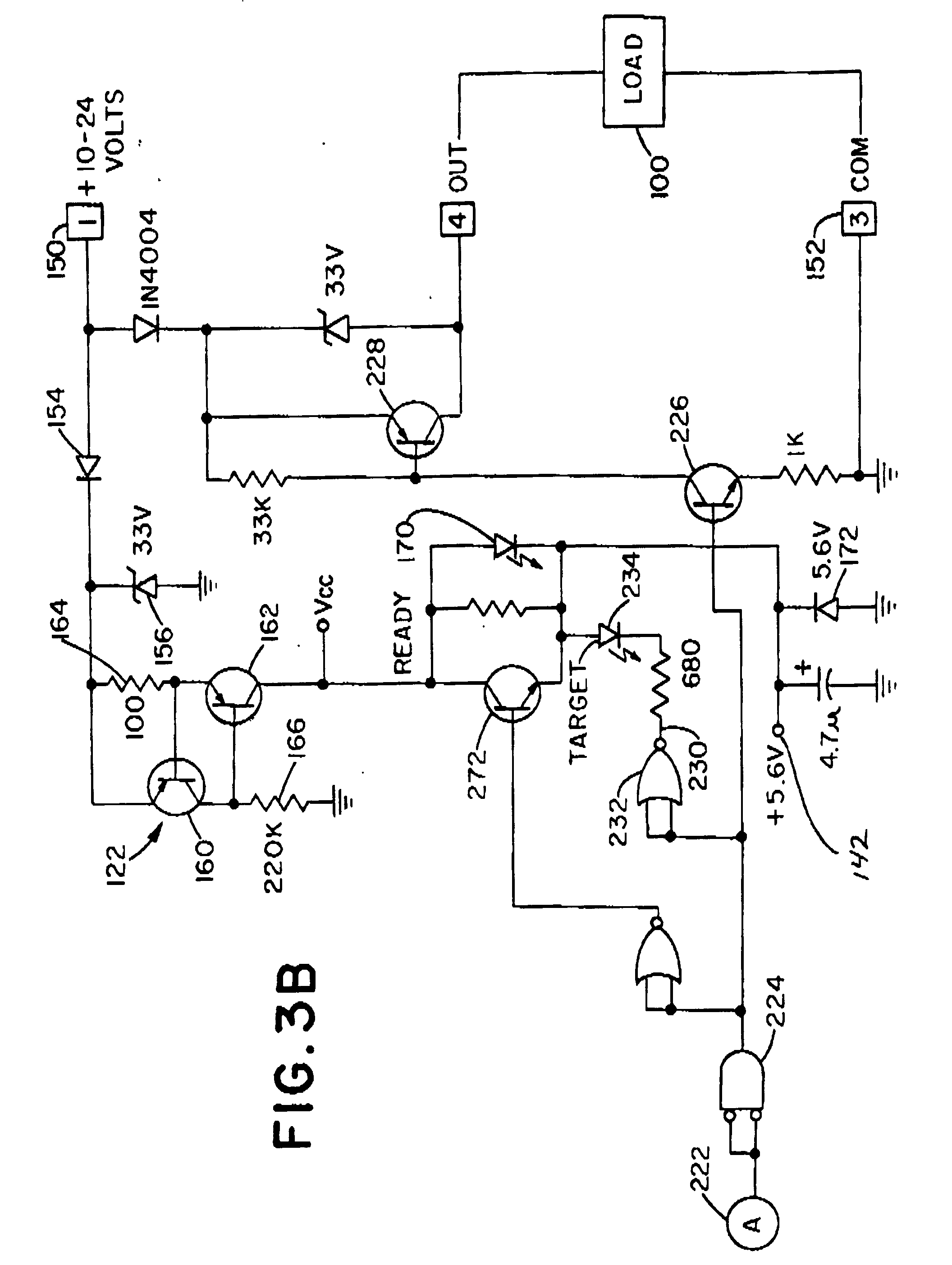 Patent Ep0620647a2 Magnetically Activated Proximity Switch Output Signal Of Twowire Hall Switches Drawing