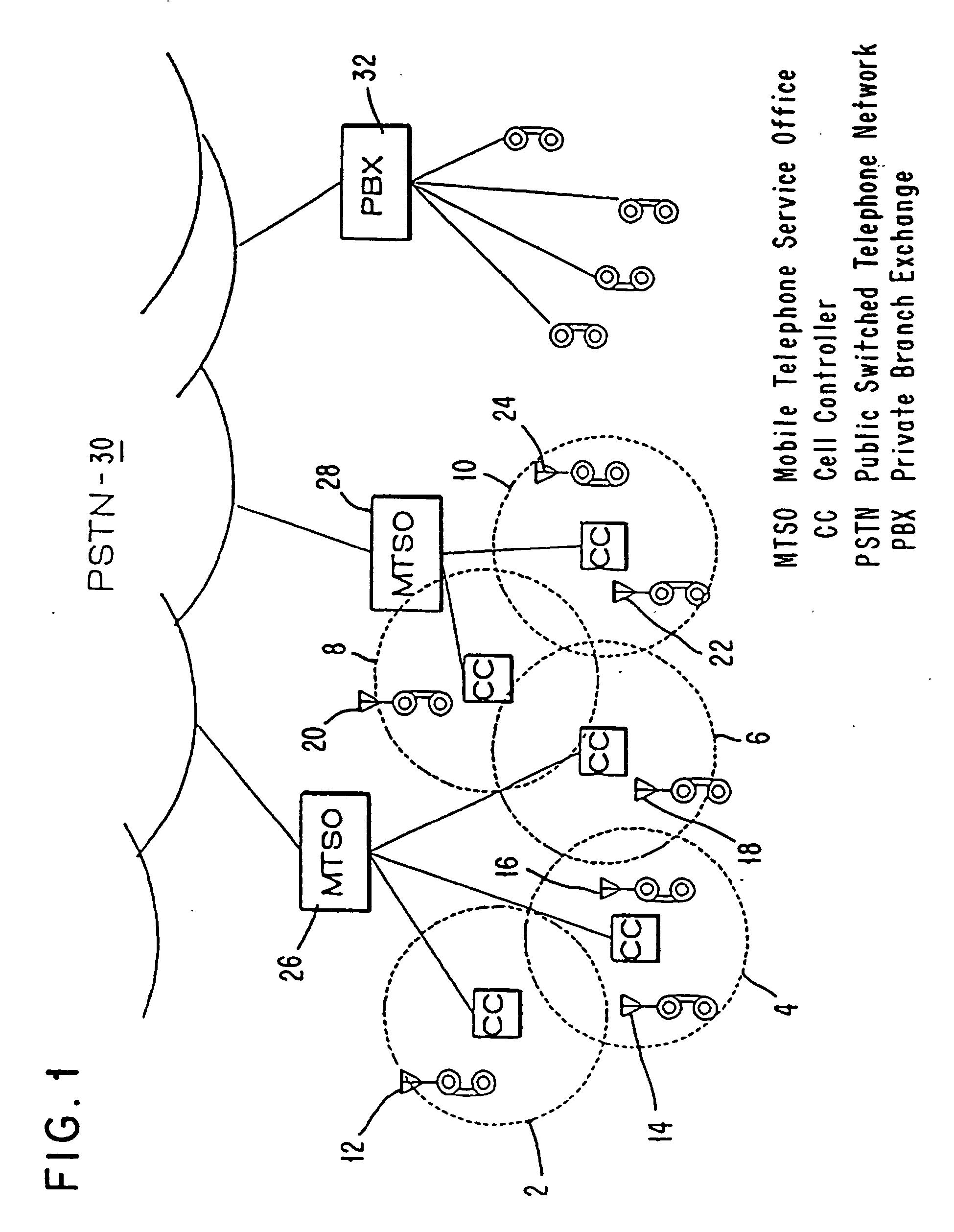 patent ep0622924b1 wide area cellular ad hoc wireless lan access Wireless LAN Diagram patent drawing