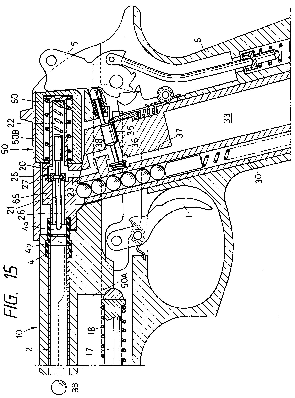 Patent Ep0625689a1 Semi Automatic Air Gun Google Patents