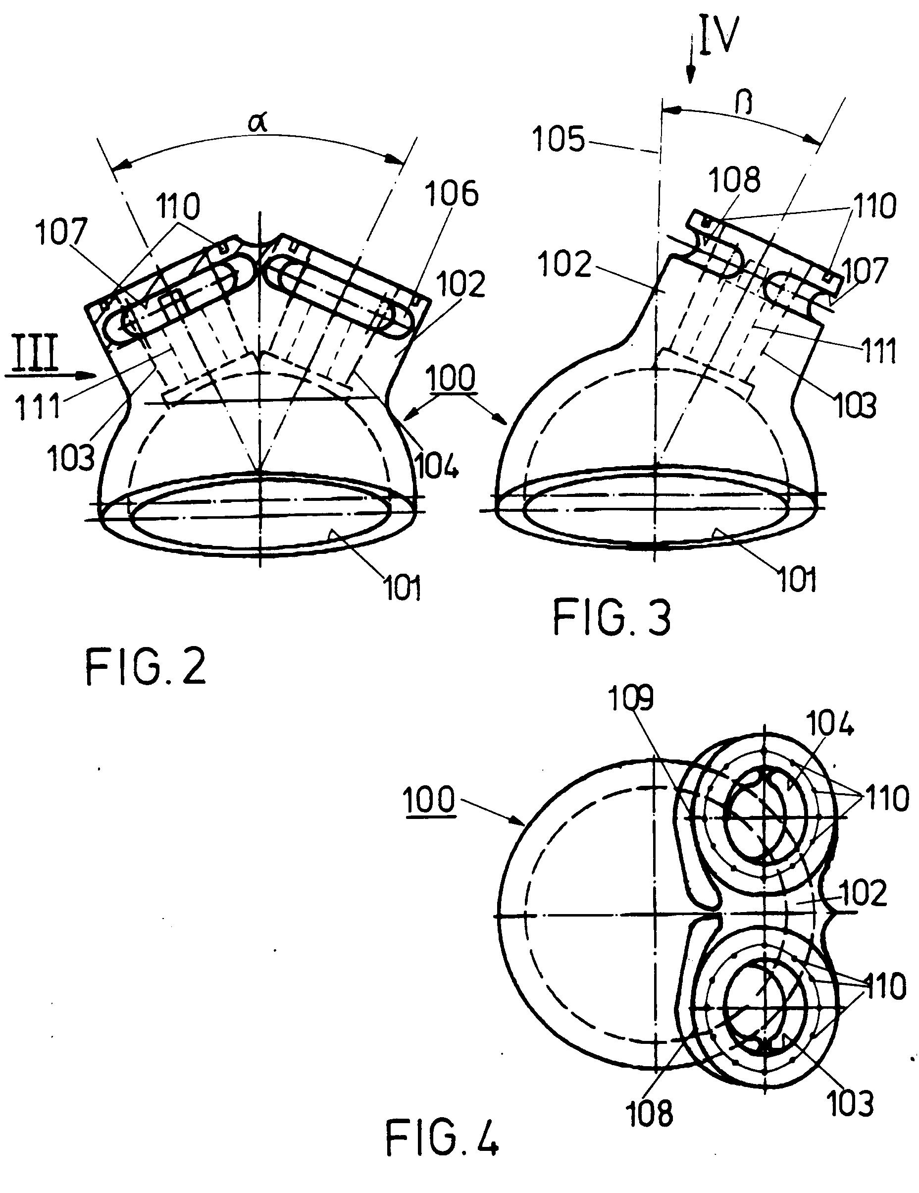 Patent EP0628294B1 - Partial pelvic endoprothesis - Google Patents
