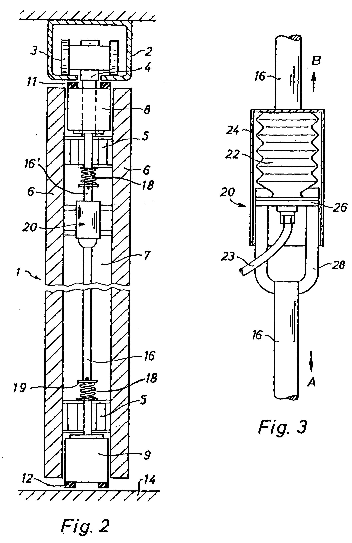 patent ep0629752b1 mobile trennwand google patents. Black Bedroom Furniture Sets. Home Design Ideas