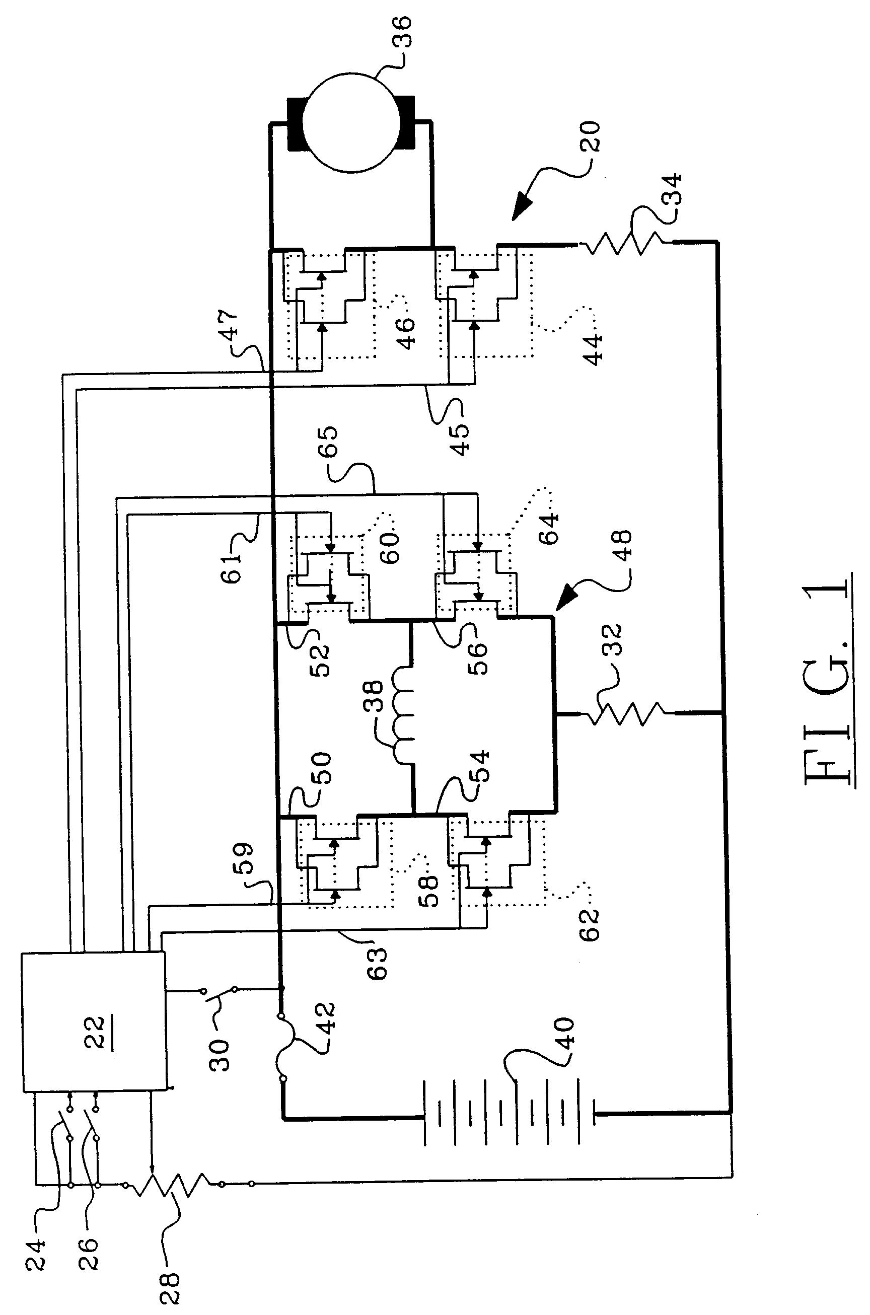 patent ep0633844b1  controller