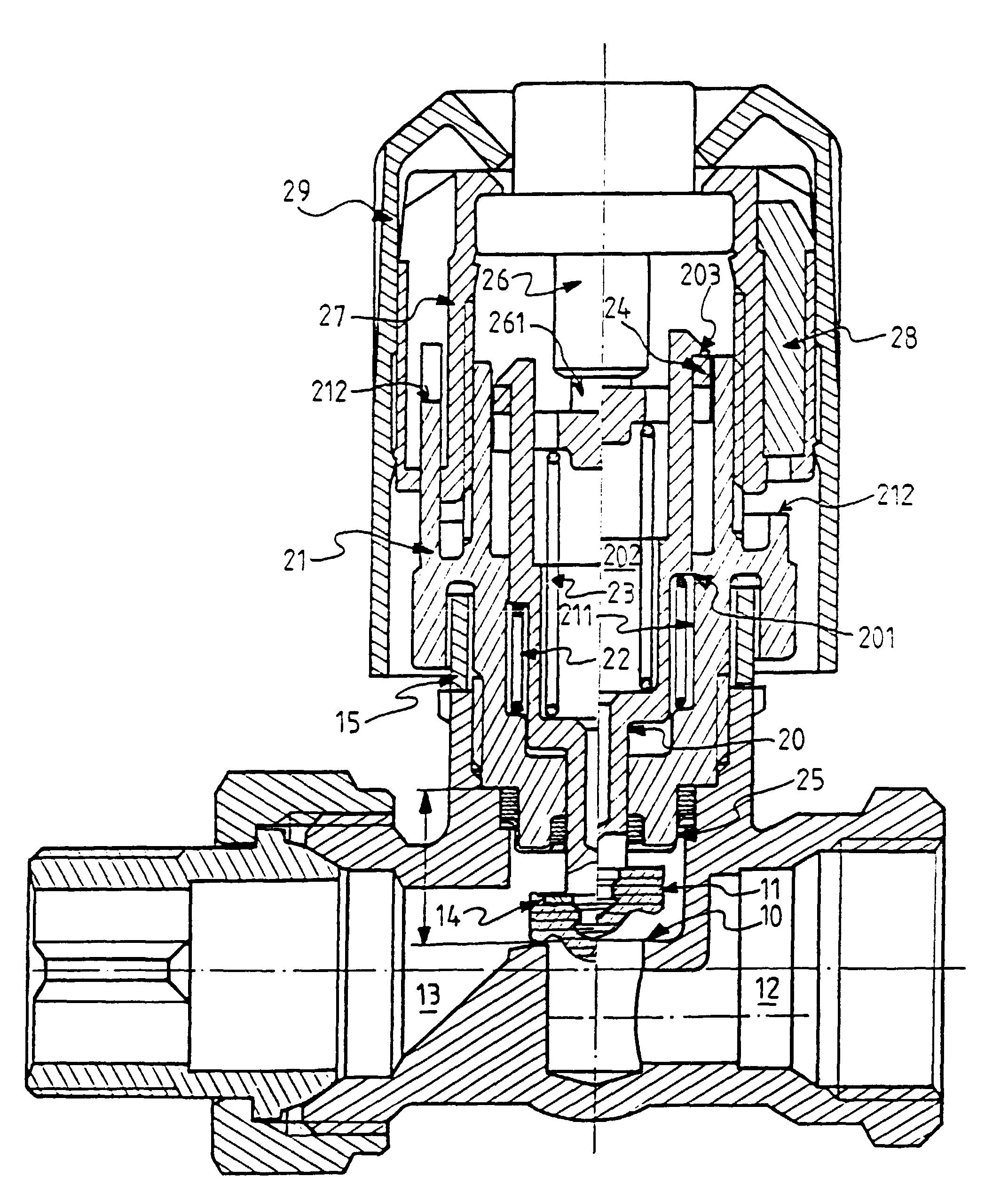 patent ep0636960b1 robinet thermostatique google patents. Black Bedroom Furniture Sets. Home Design Ideas