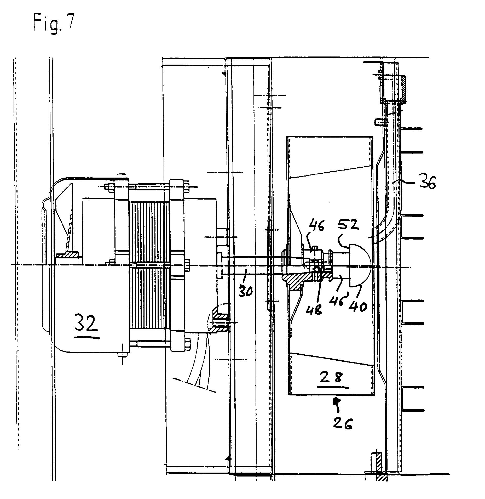 Patent EP0640310B1 - Konvektions- und Dampfofen für Lebensmittel ...
