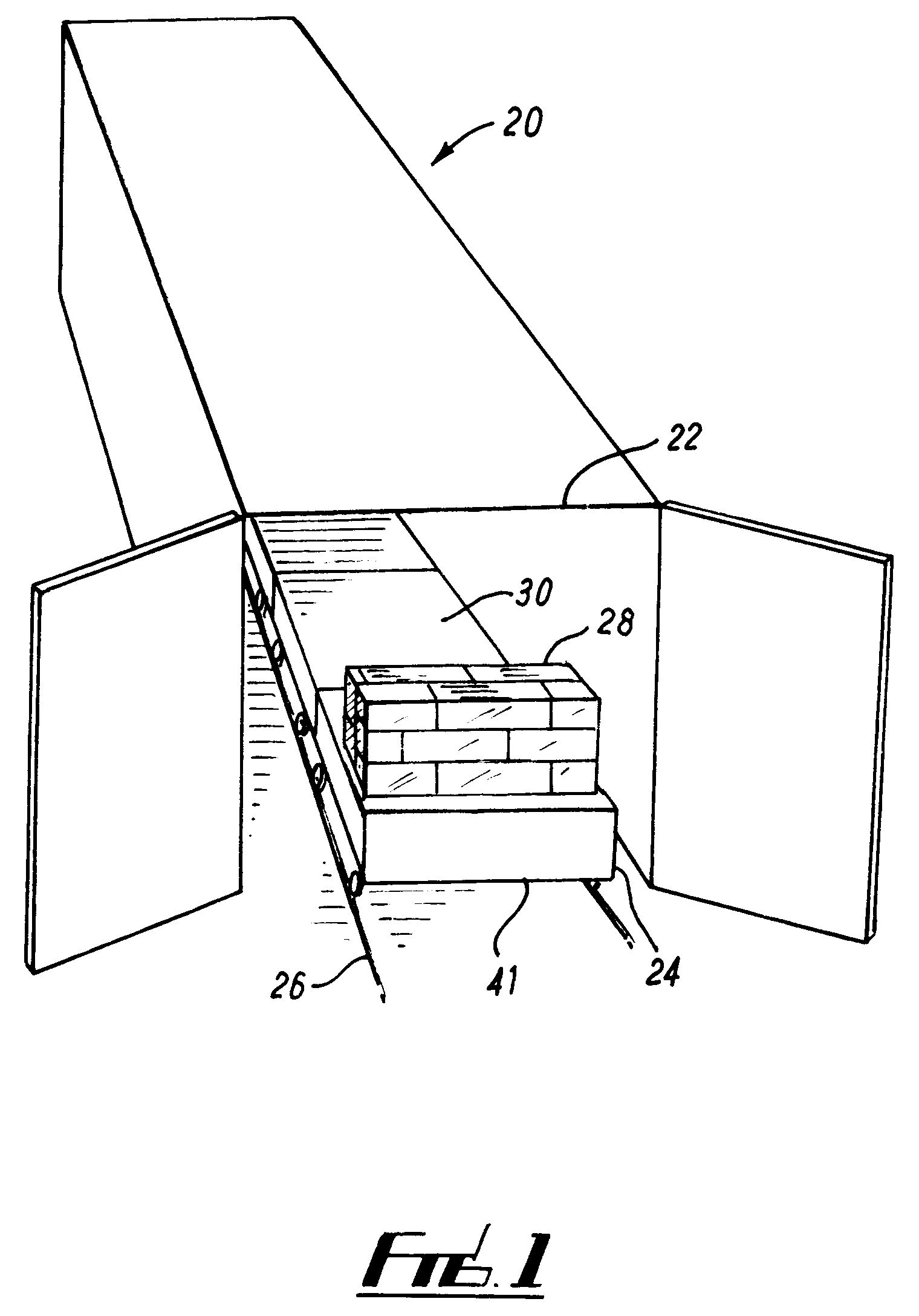 patent ep0651219a1 kiln control patents Kiln Wiring Diagrams Power patent drawing