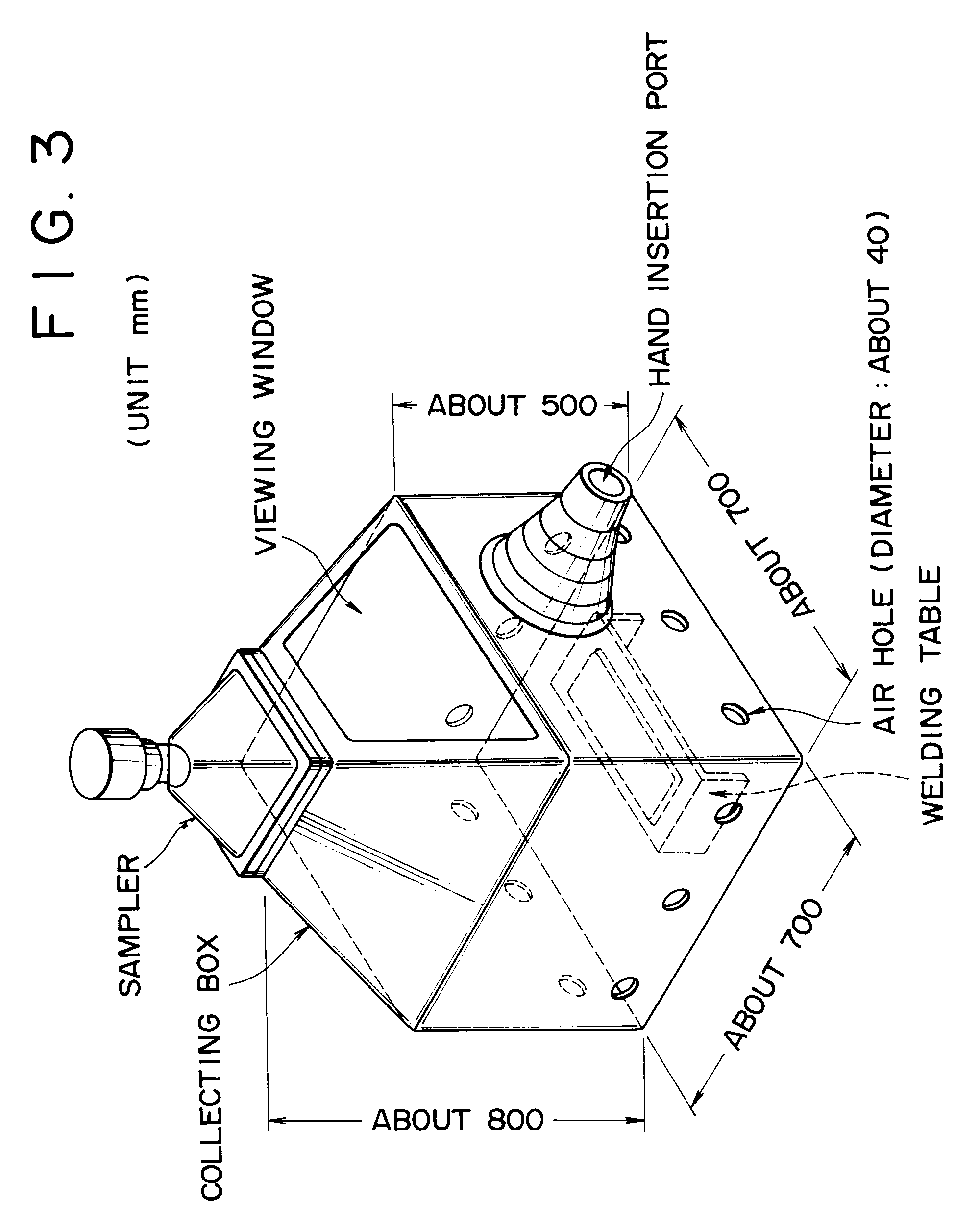 Patent EP0652071A1 - Flux-cored wire for gas shield arc welding with ...