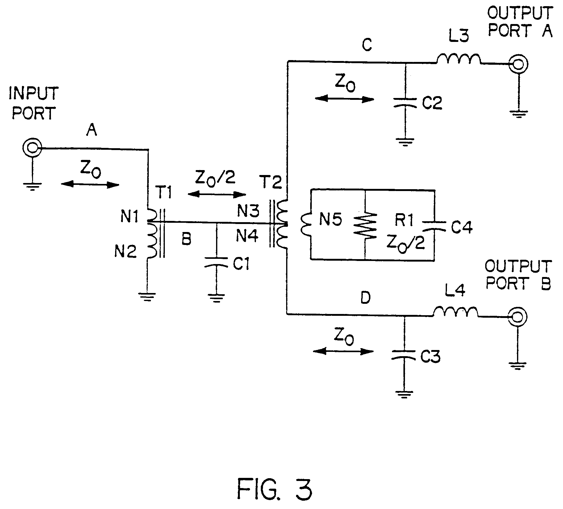 wire rj11 rj45 wire diagram patent ep0652675a1 - catv signal splitter - google patents #14