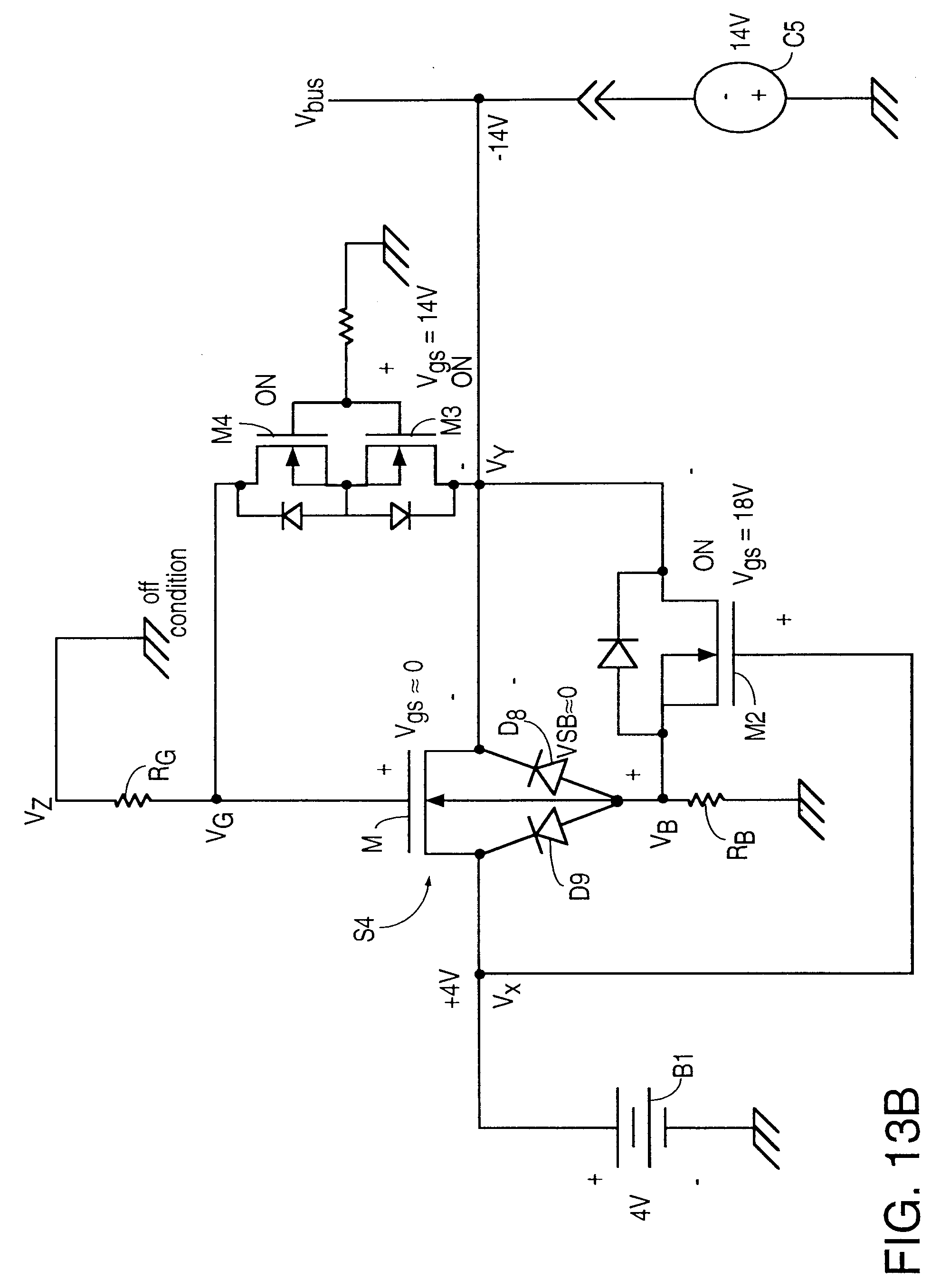 Patent Ep0660520a2 A Bidirectional Current Blocking Mosfet For Reverse Bias Diode Moreover Dc Power Supply Schematic Diagram Together Drawing