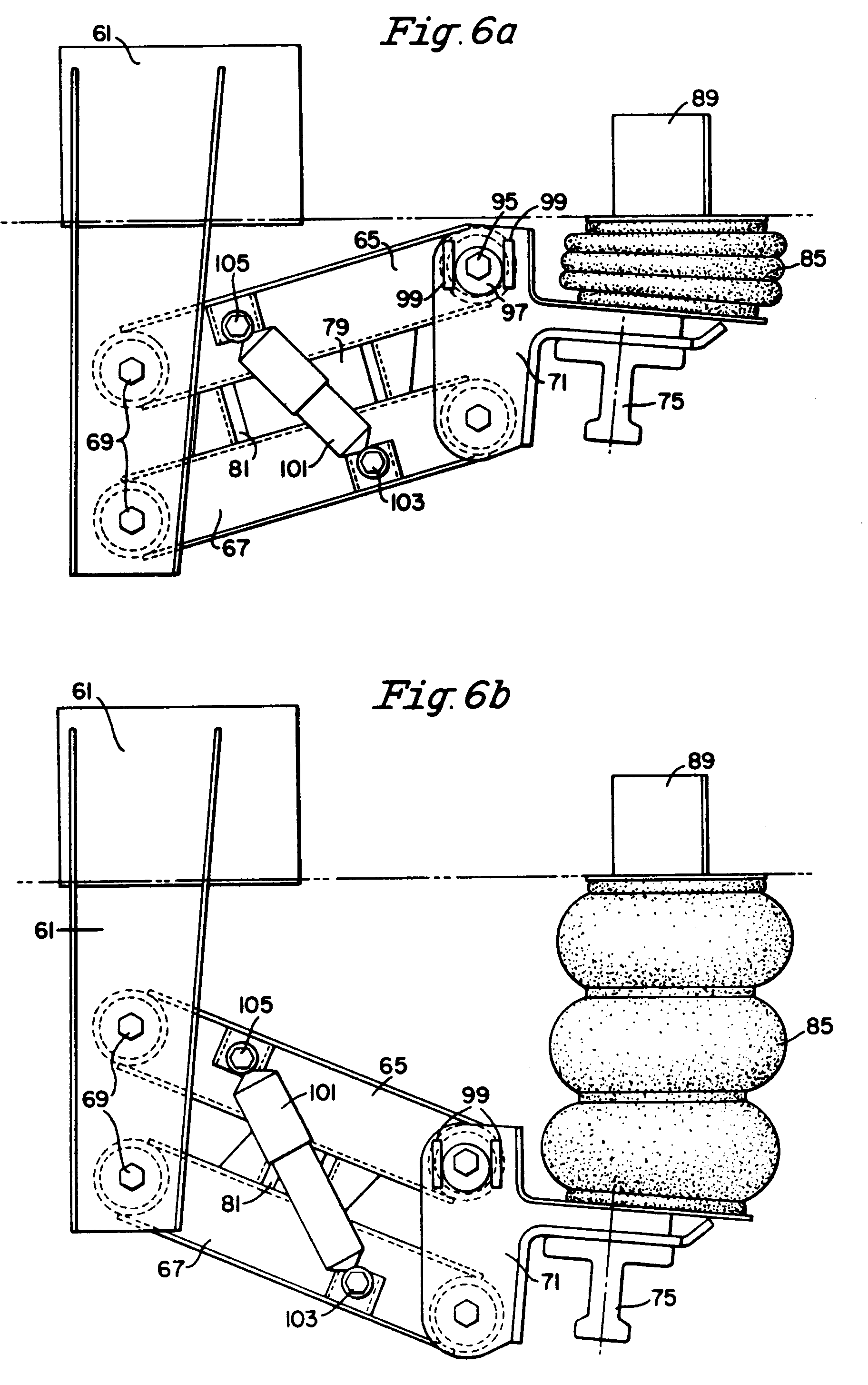 Patent Ep0662418b1 Parallelogram Lift Axle Suspension