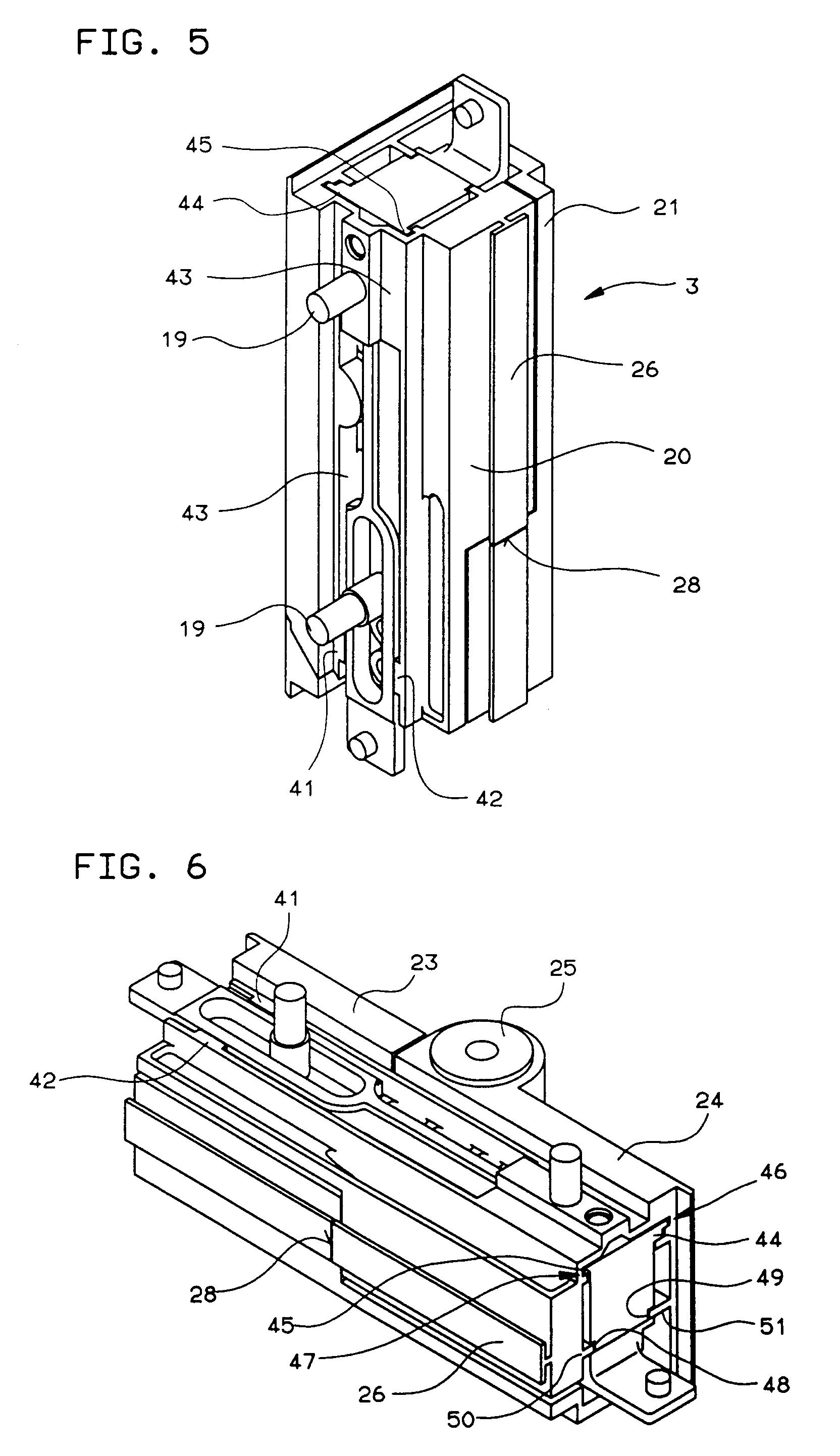 Schwingflügelfenster detail  Patent EP0690191A2 - Fenster oder dgl. mit einem Wende-oder ...