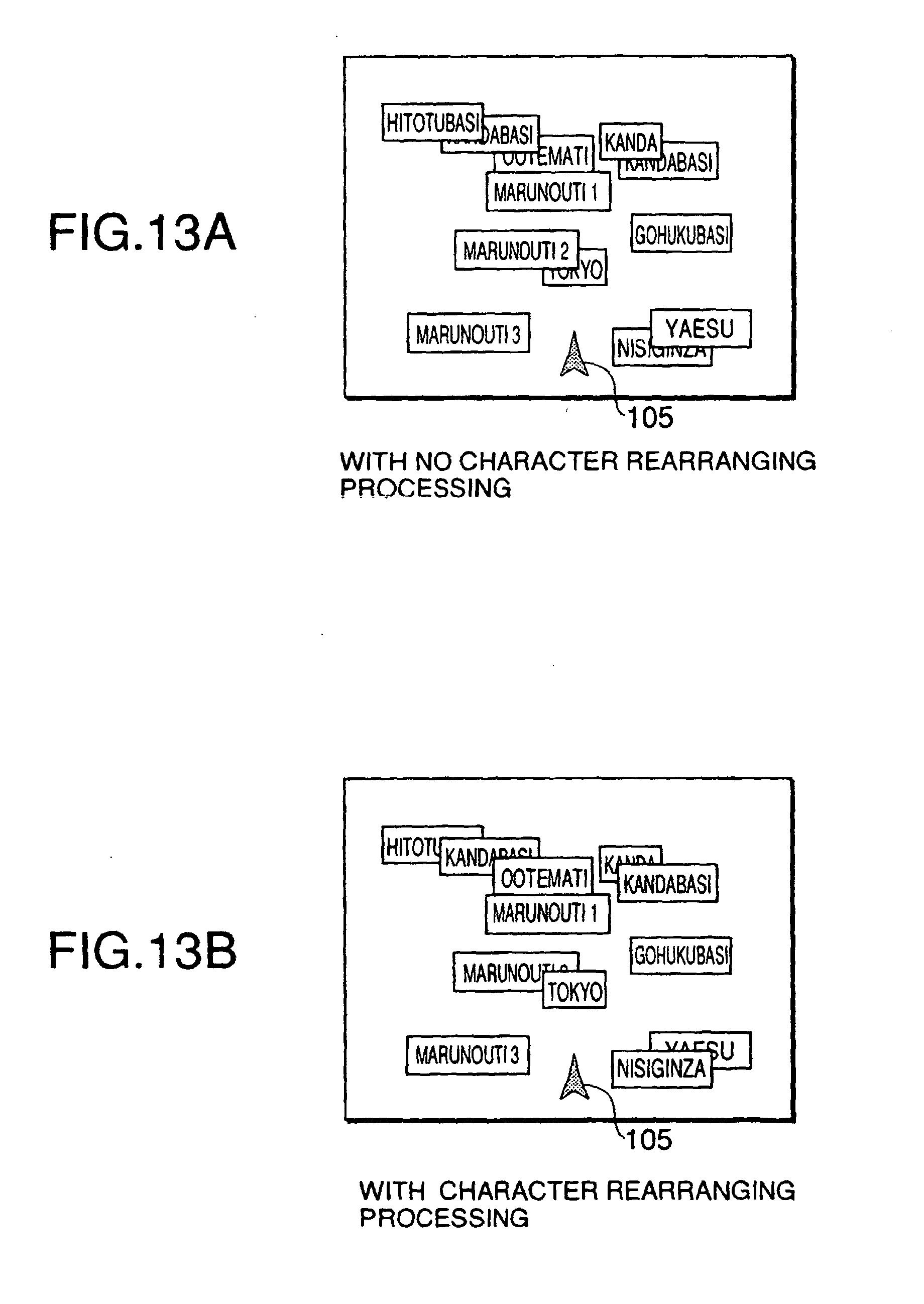 Patent ep0738874b1 navigationsanzeige mit vogelperspektive google patentsuche - Vogelperspektive englisch ...