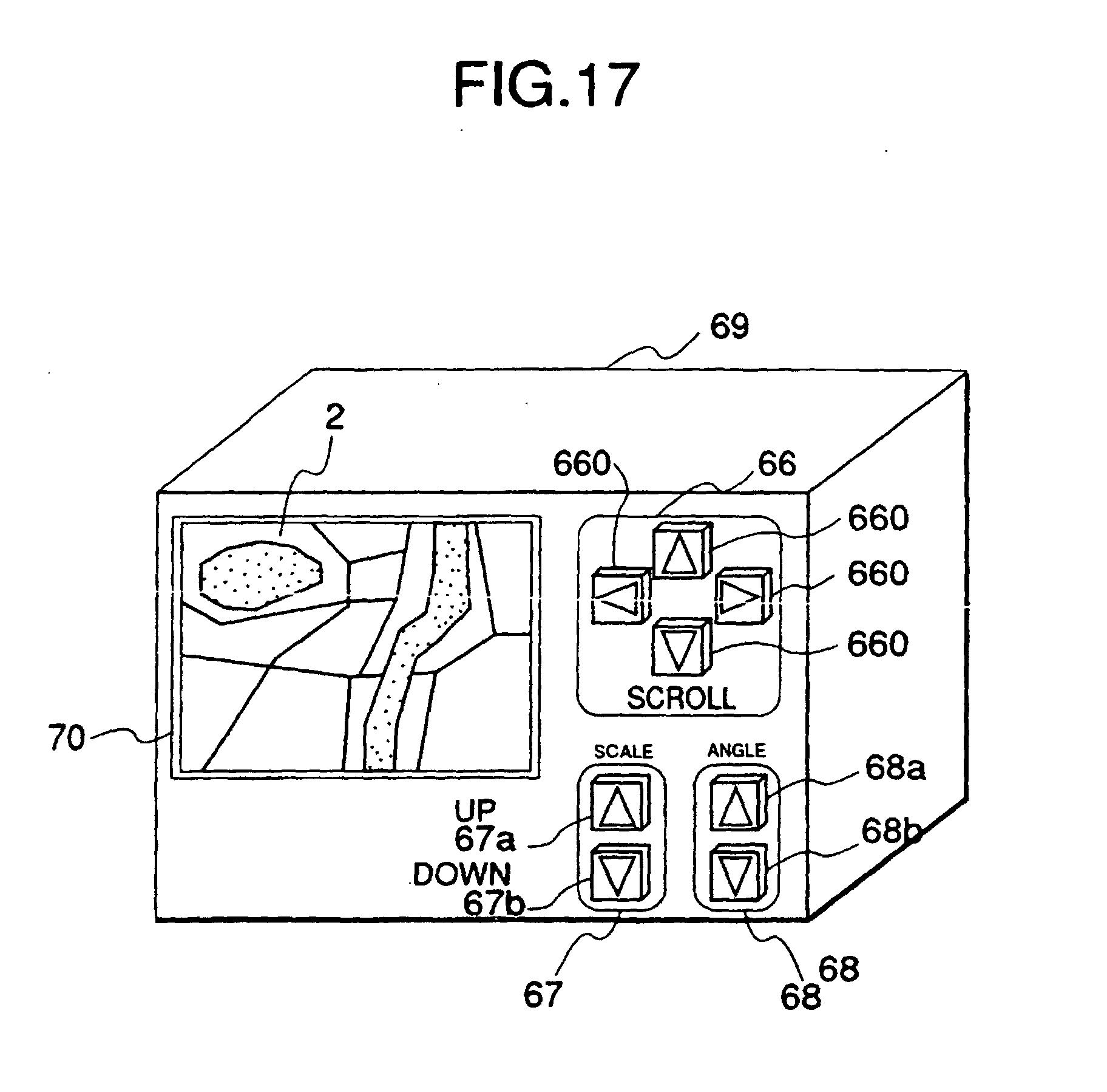 Patent ep0738874b1 navigationsanzeige mit for Vogelperspektive englisch