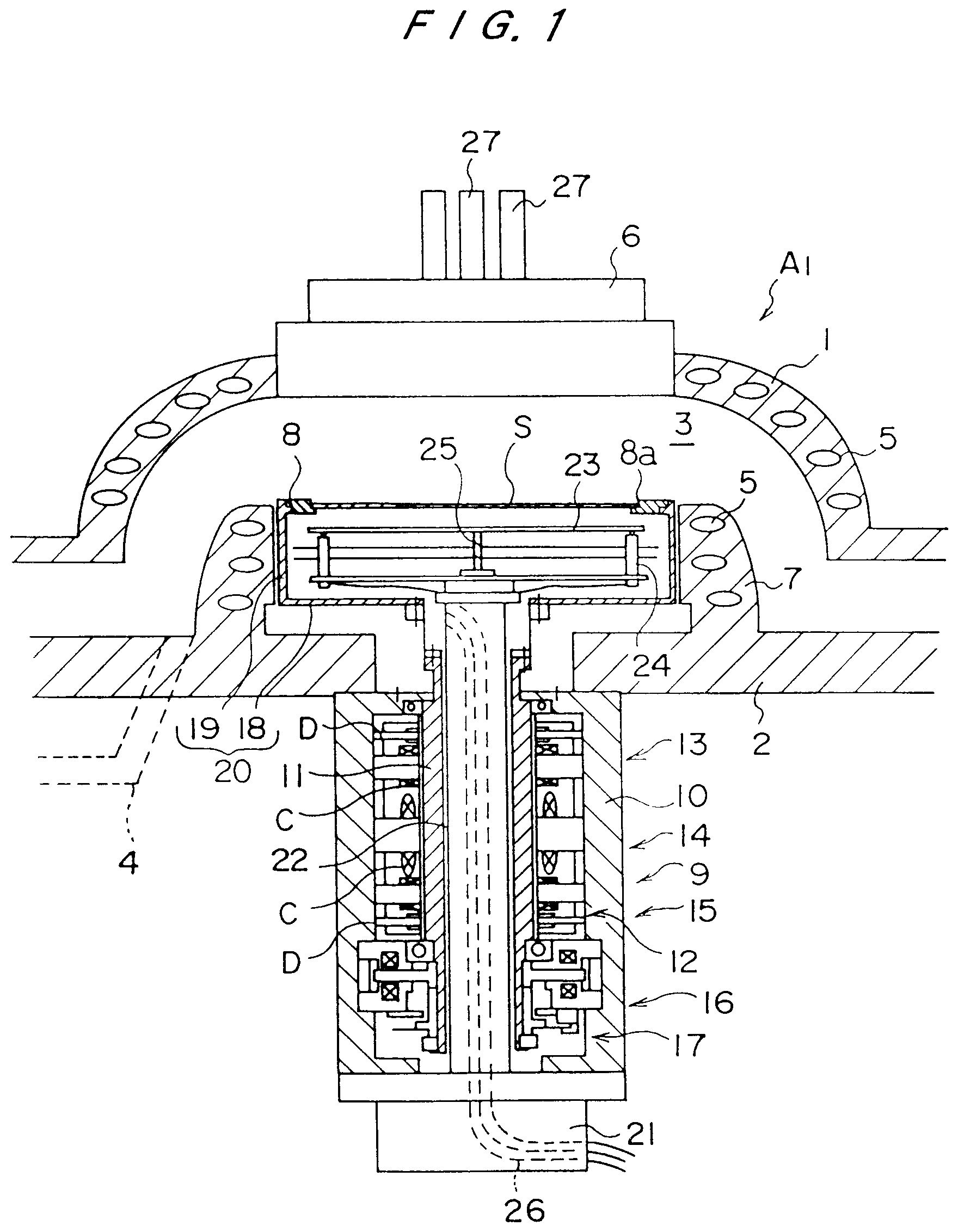 Patent Ep0748881a1 Vorrichtung Zur Gasphasenabscheidung