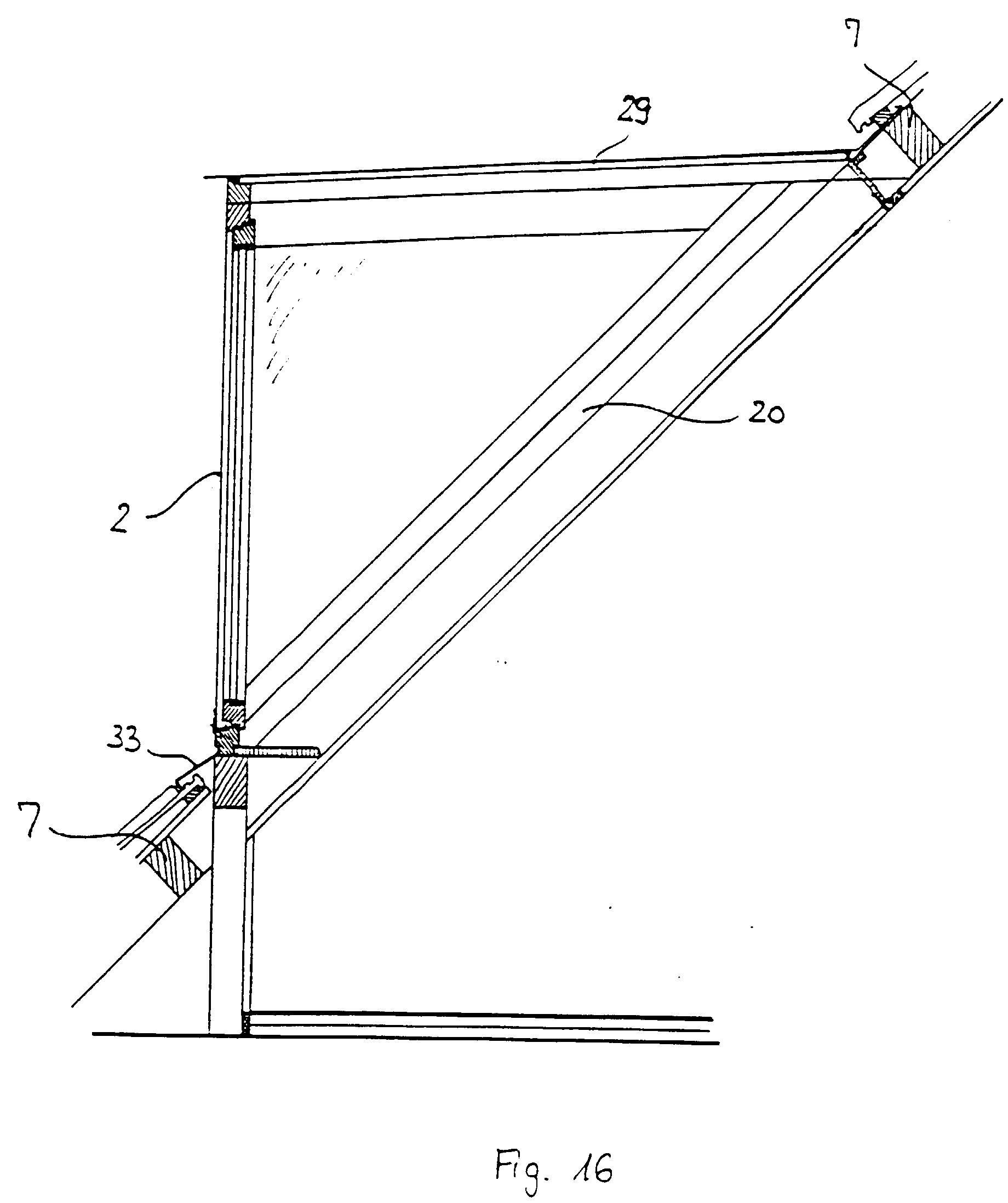 patent ep0750707b1 roof dormer google patents. Black Bedroom Furniture Sets. Home Design Ideas