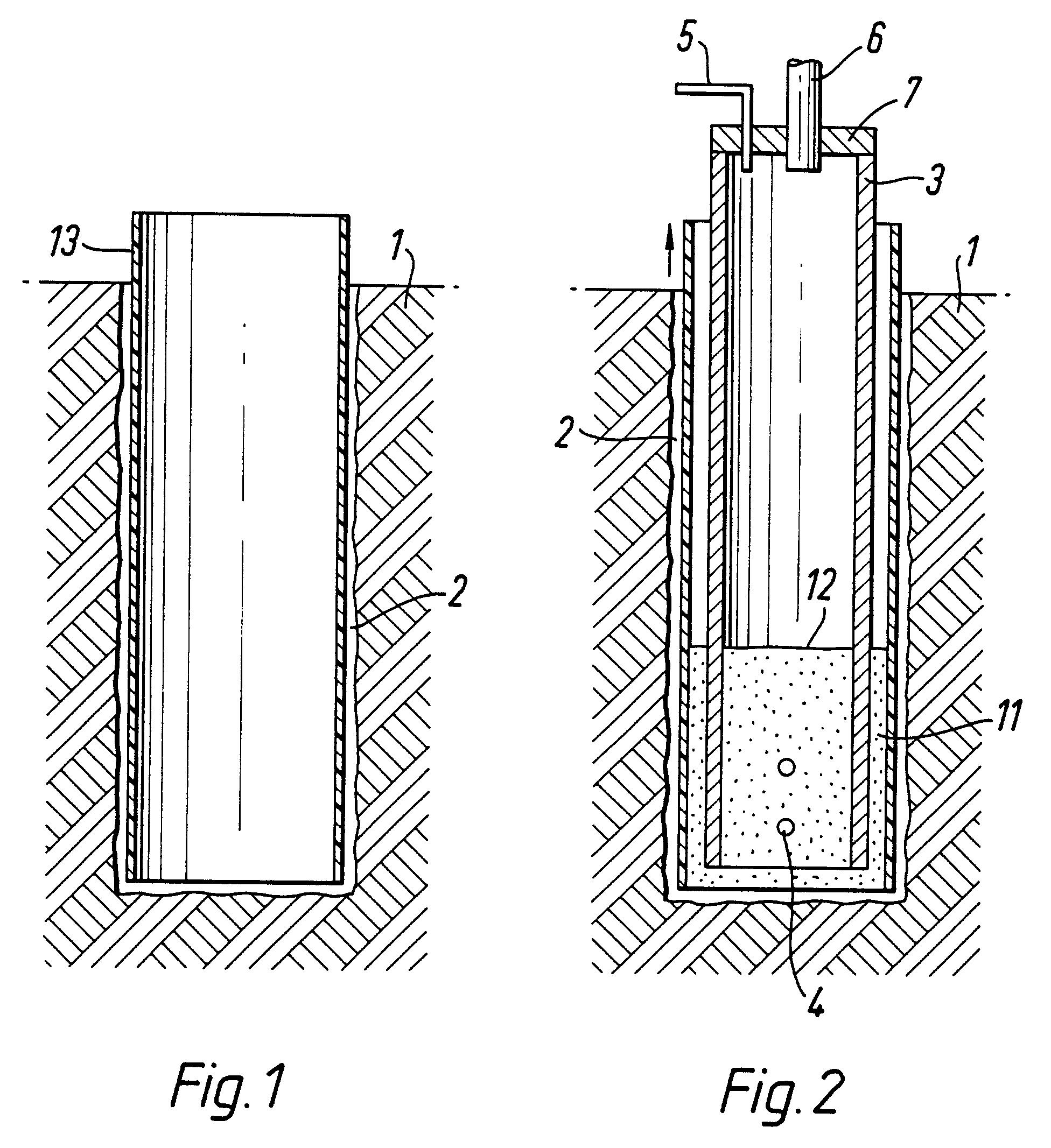 patent ep0750710b1 fundamentrohr zur anwendung als fundament f r masten pfosten s ulen und. Black Bedroom Furniture Sets. Home Design Ideas