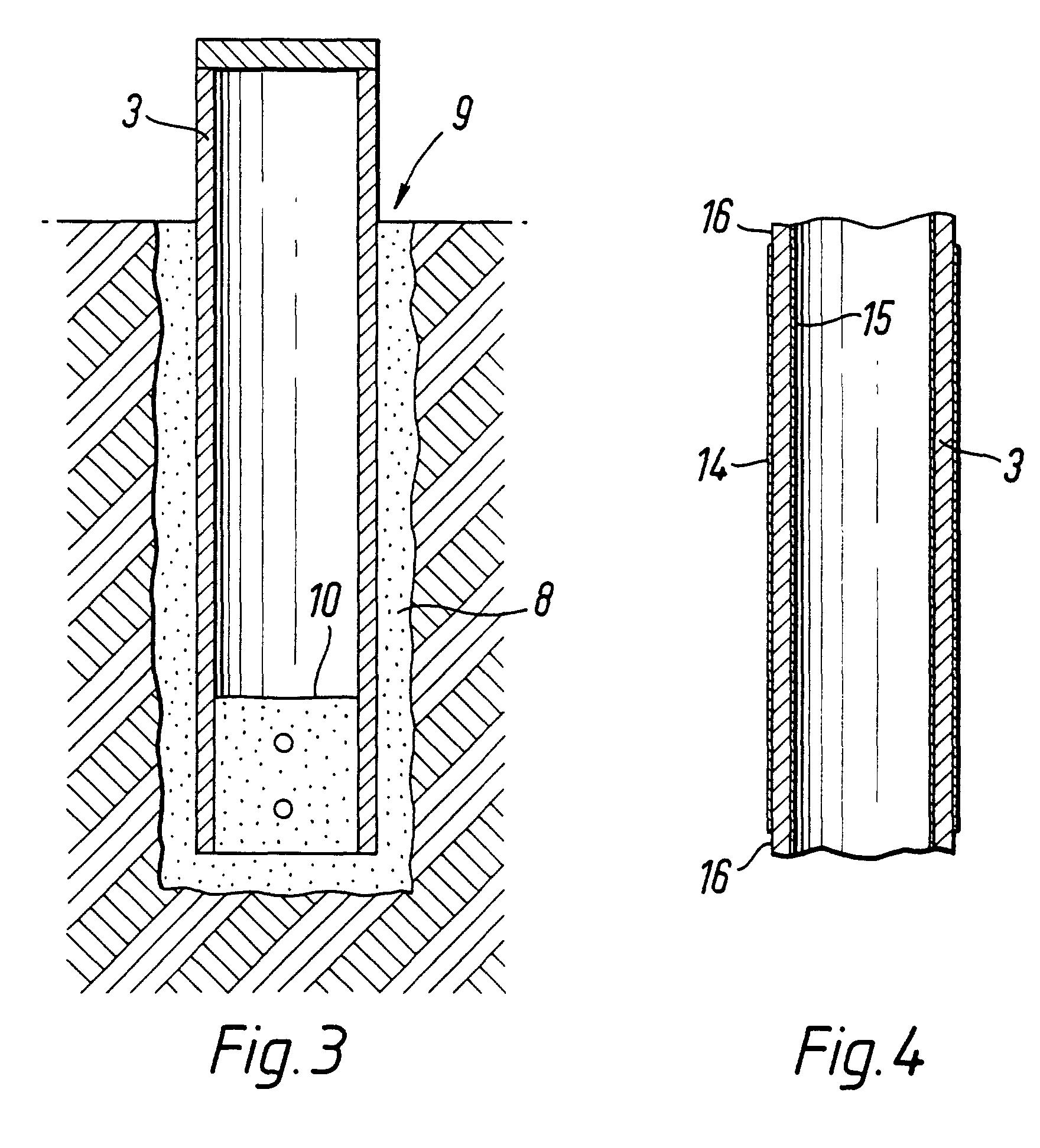 patente ep0750710b1 fundamentrohr zur anwendung als fundament f r masten pfosten s ulen und. Black Bedroom Furniture Sets. Home Design Ideas
