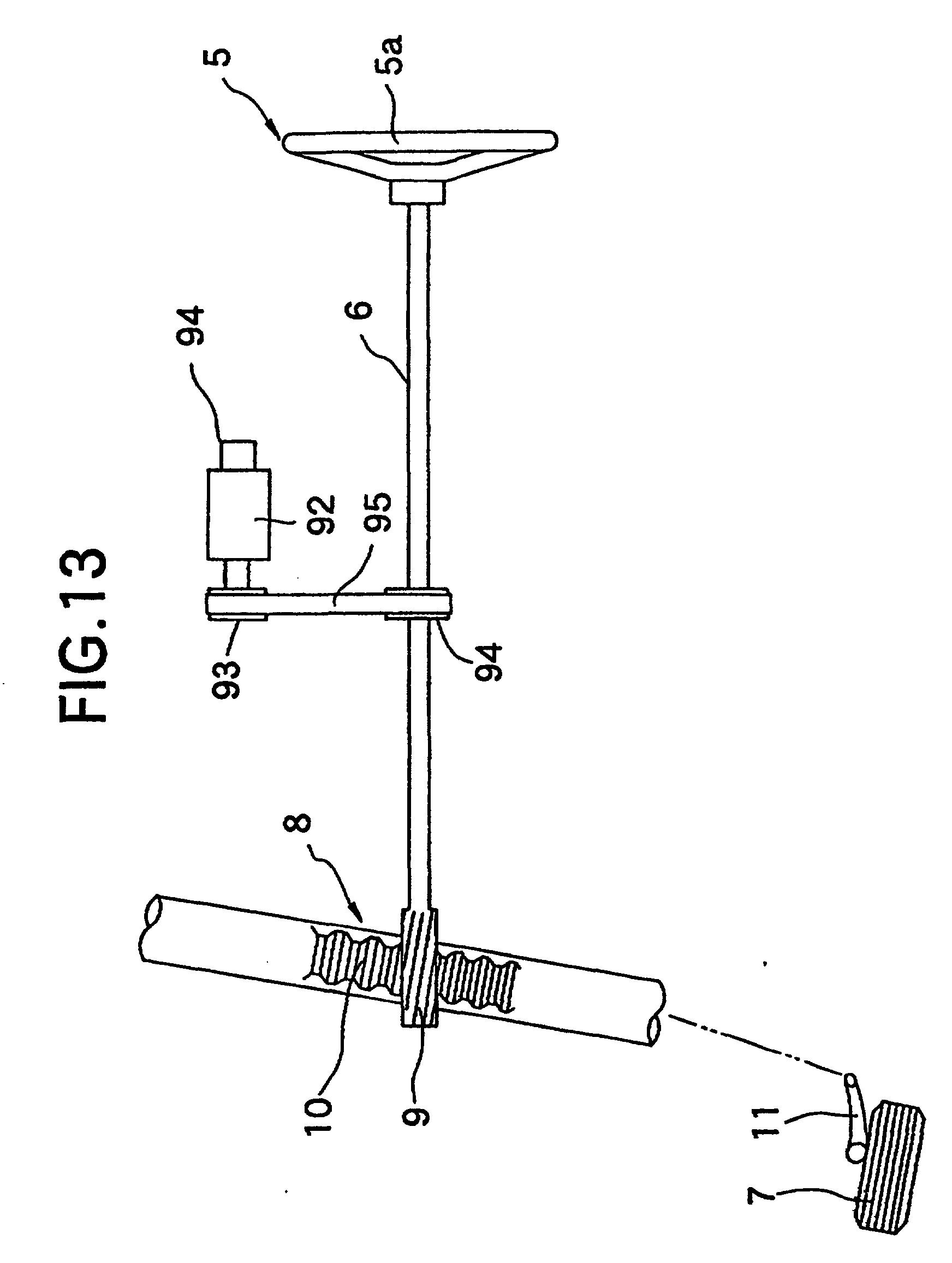 patent ep0771714b1 lenkwinkel korrektursystem in einem. Black Bedroom Furniture Sets. Home Design Ideas
