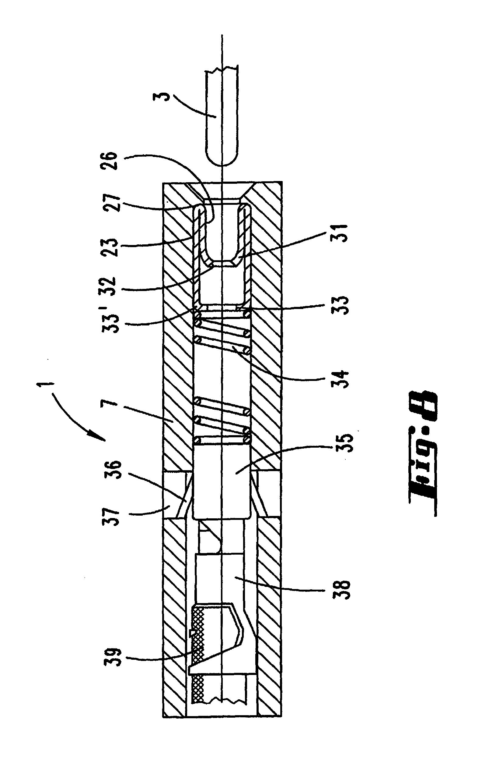 Patent EP0836245B1 - Elektrische Steckverbindung - Google Patents