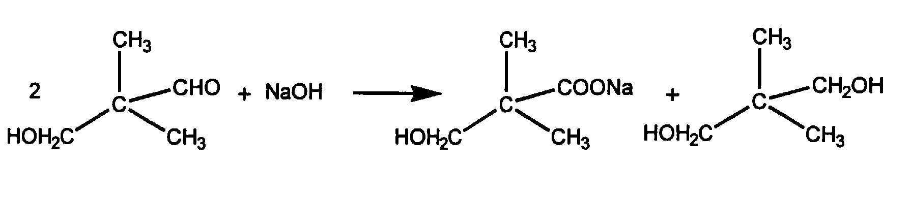 cannizzaro reaction procedure Because of their tendency to undergo self (aldol) condensations, cannizzaro and tichshenko reactions,  only the more novel synthetic procedures will be elaborated .