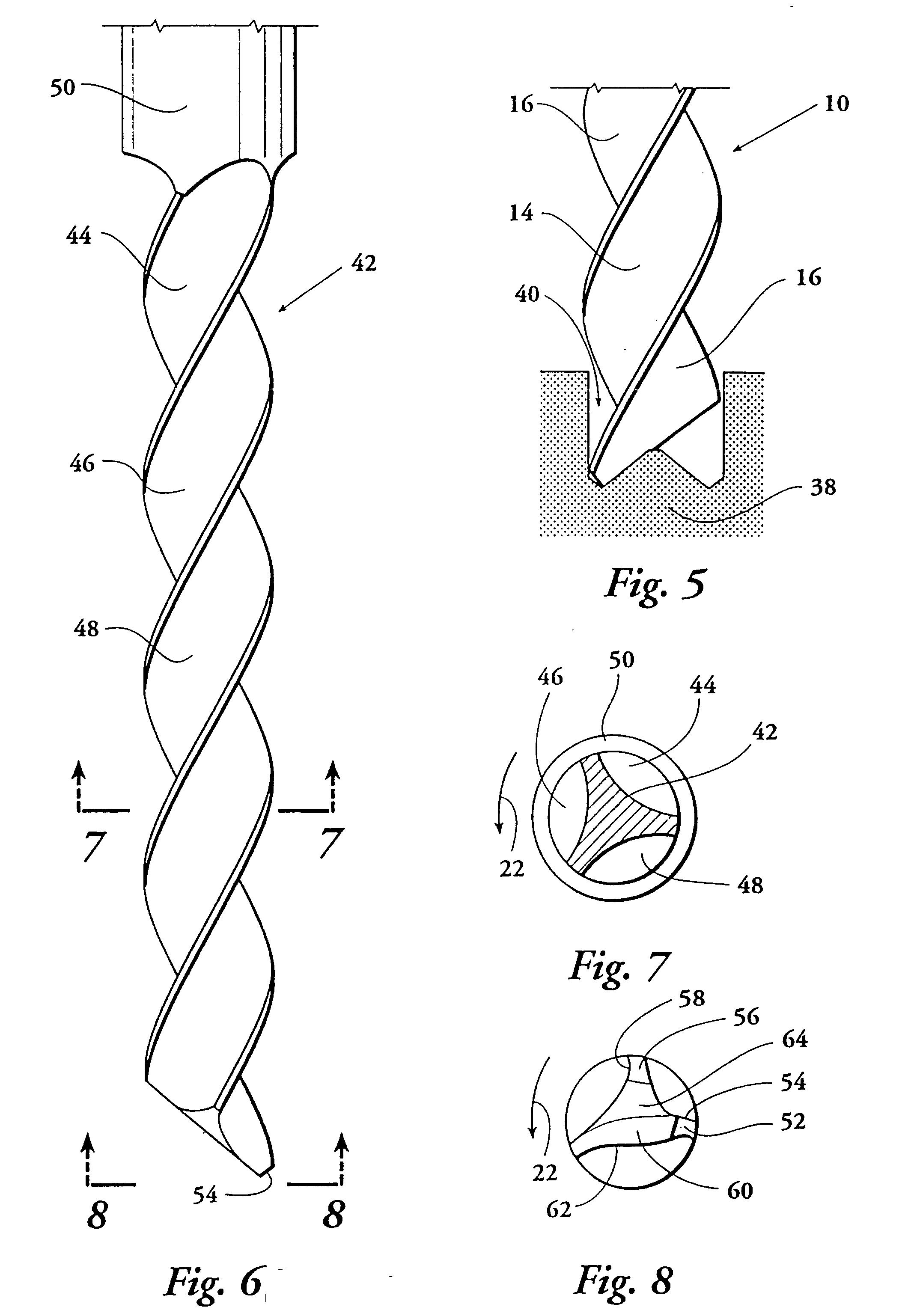 Patent EP0840659B1 - Drill bit - Google Patents