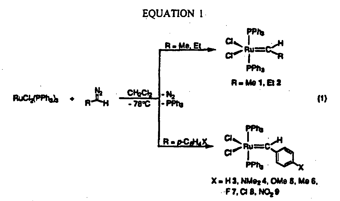 ruthenium metathesis reaction Discovery of well-defined ruthenium olefin metathesis  olefin cross-metathesis the olefin metathesis reaction in  handbook of metathesis' can be.