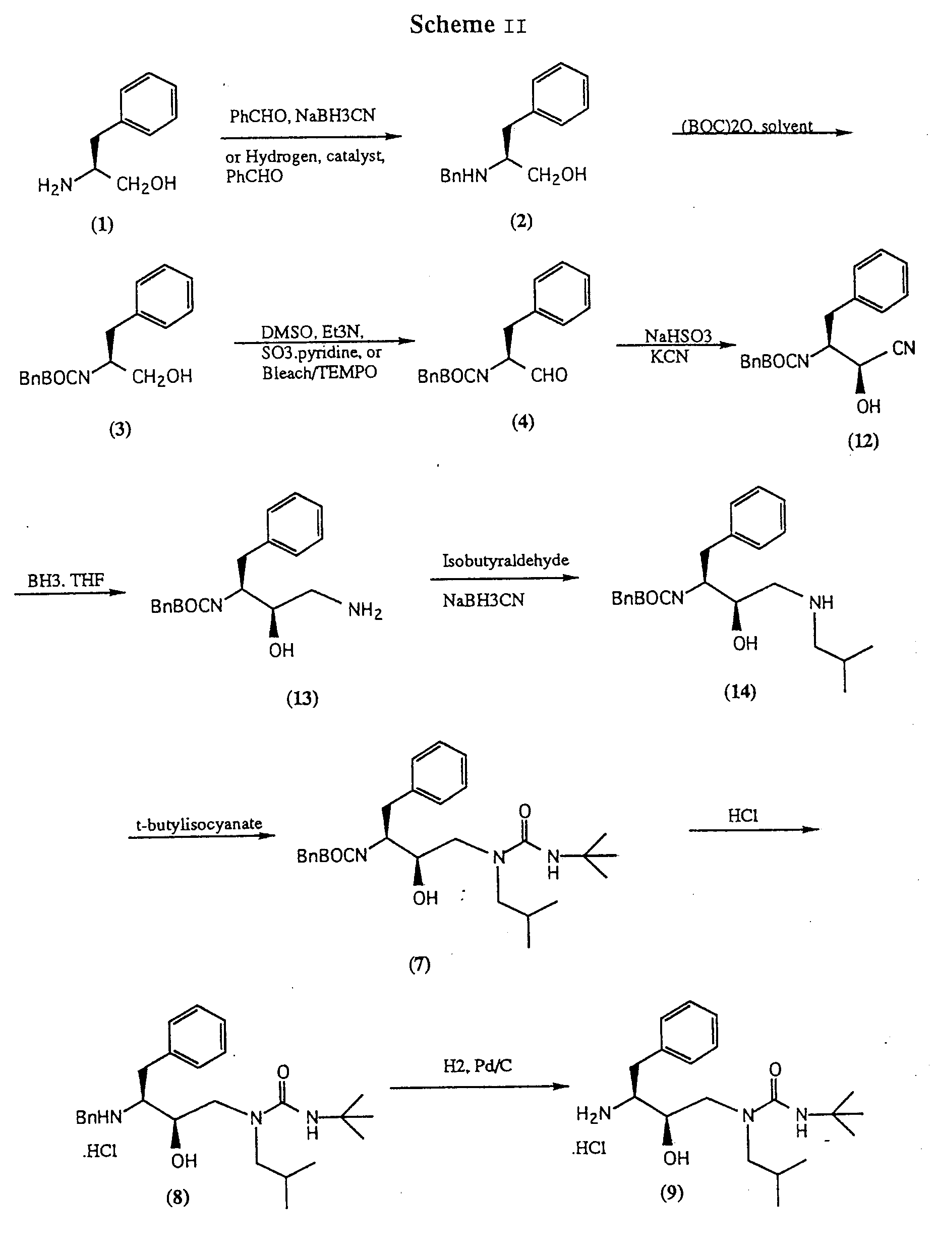 Patent EP0855388A2 - Method for making intermediates useful in ...