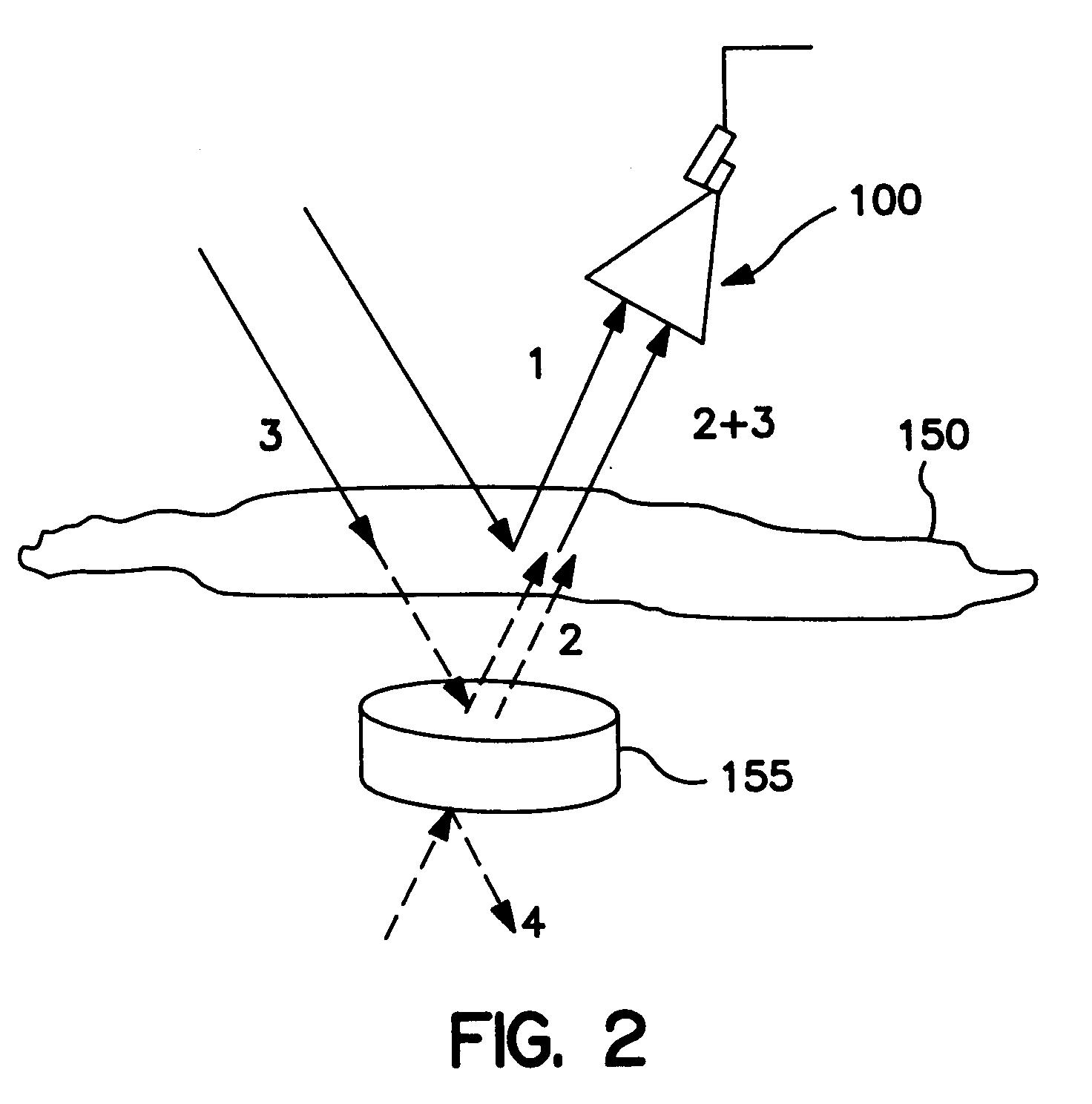 patent ep0872700a2 verfahren und vorrichtung zum erkennen von landminen mittels radiometrie. Black Bedroom Furniture Sets. Home Design Ideas