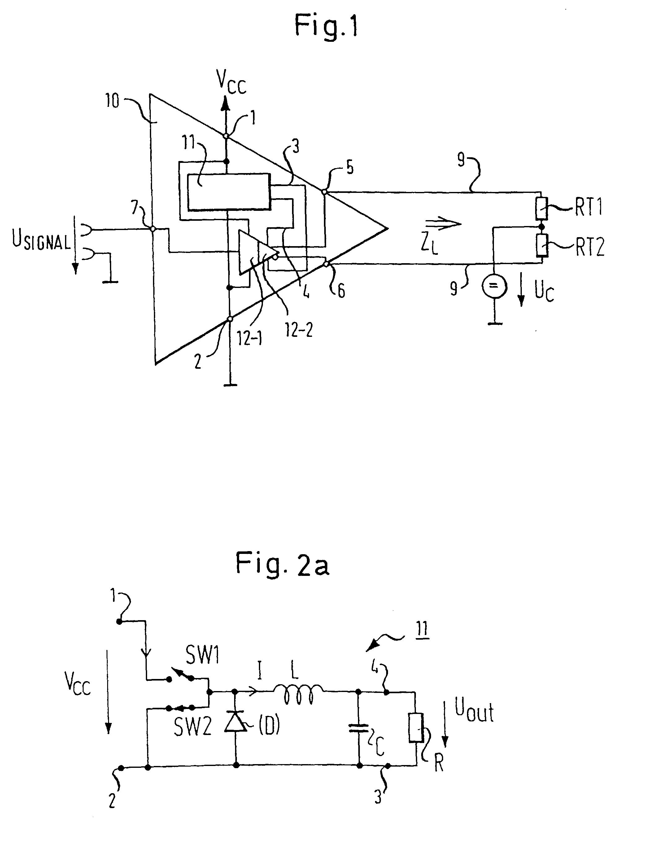 Patent EP0875093B1 - Output buffer switching circuit - Google Patents