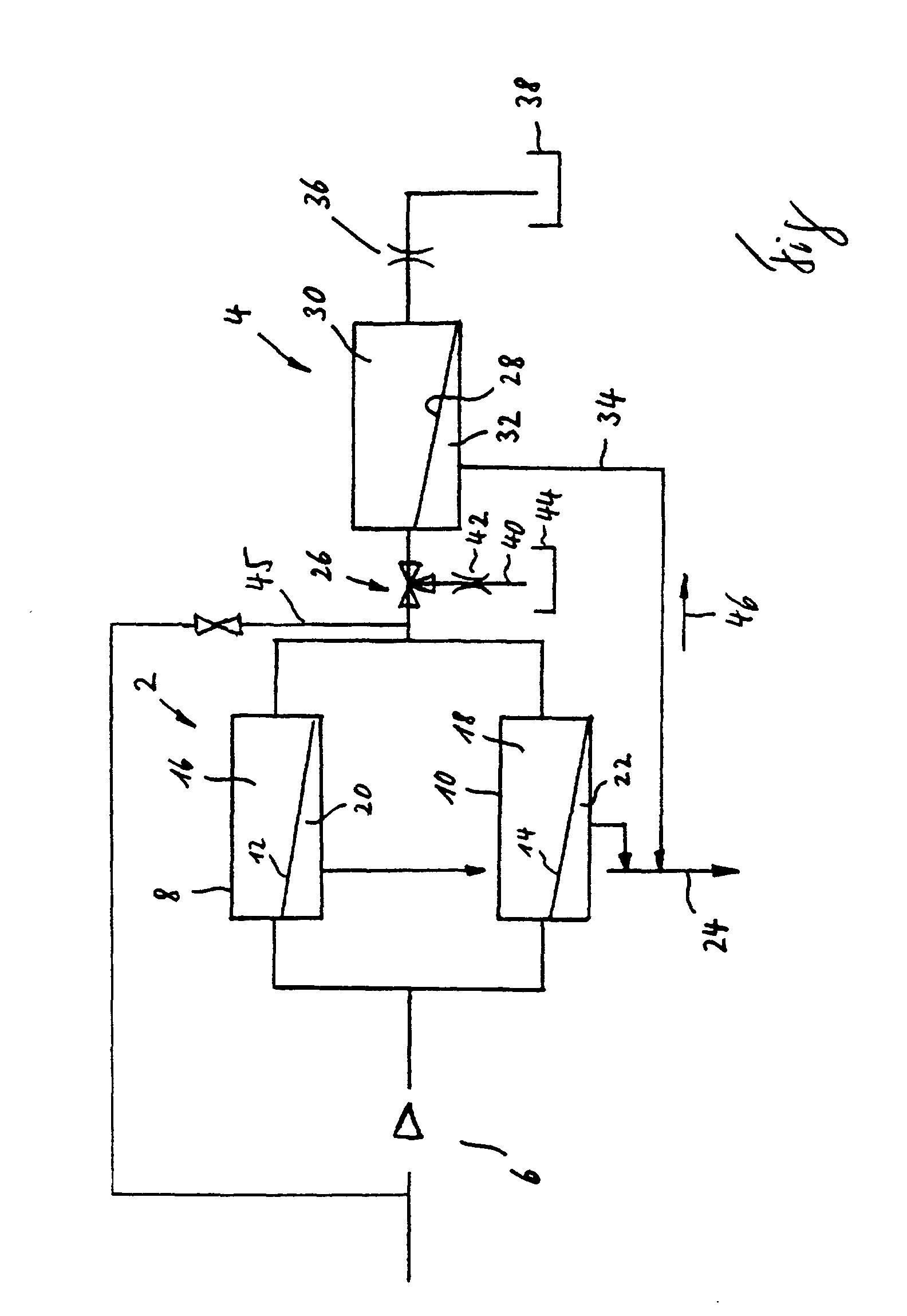 patent ep0899238b1 proc d et appareil pour le traitement de l 39 eau par osmose inverse ou. Black Bedroom Furniture Sets. Home Design Ideas
