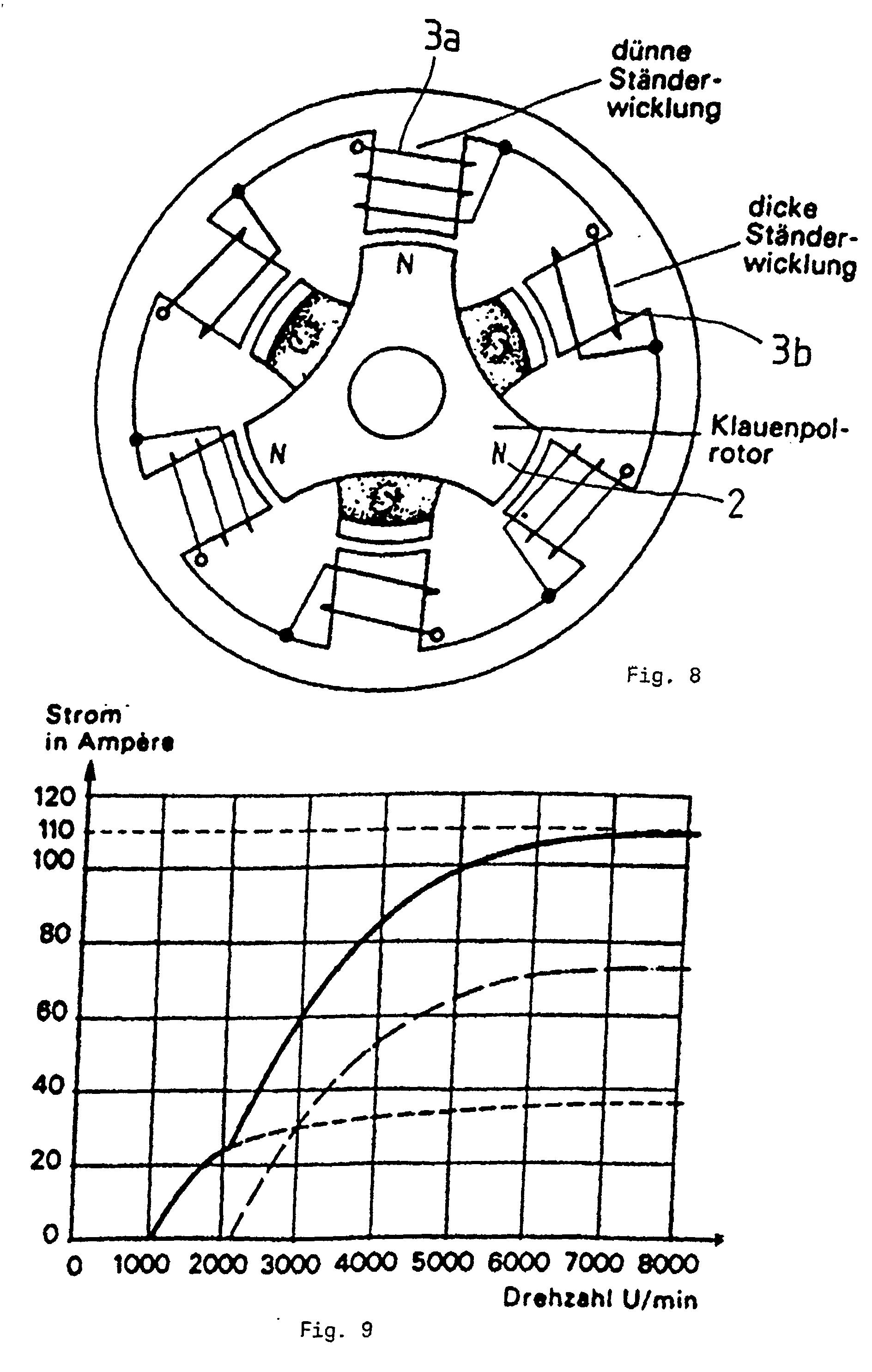 Ziemlich Dreidraht Generator Diagramm Zeitgenössisch - Der ...