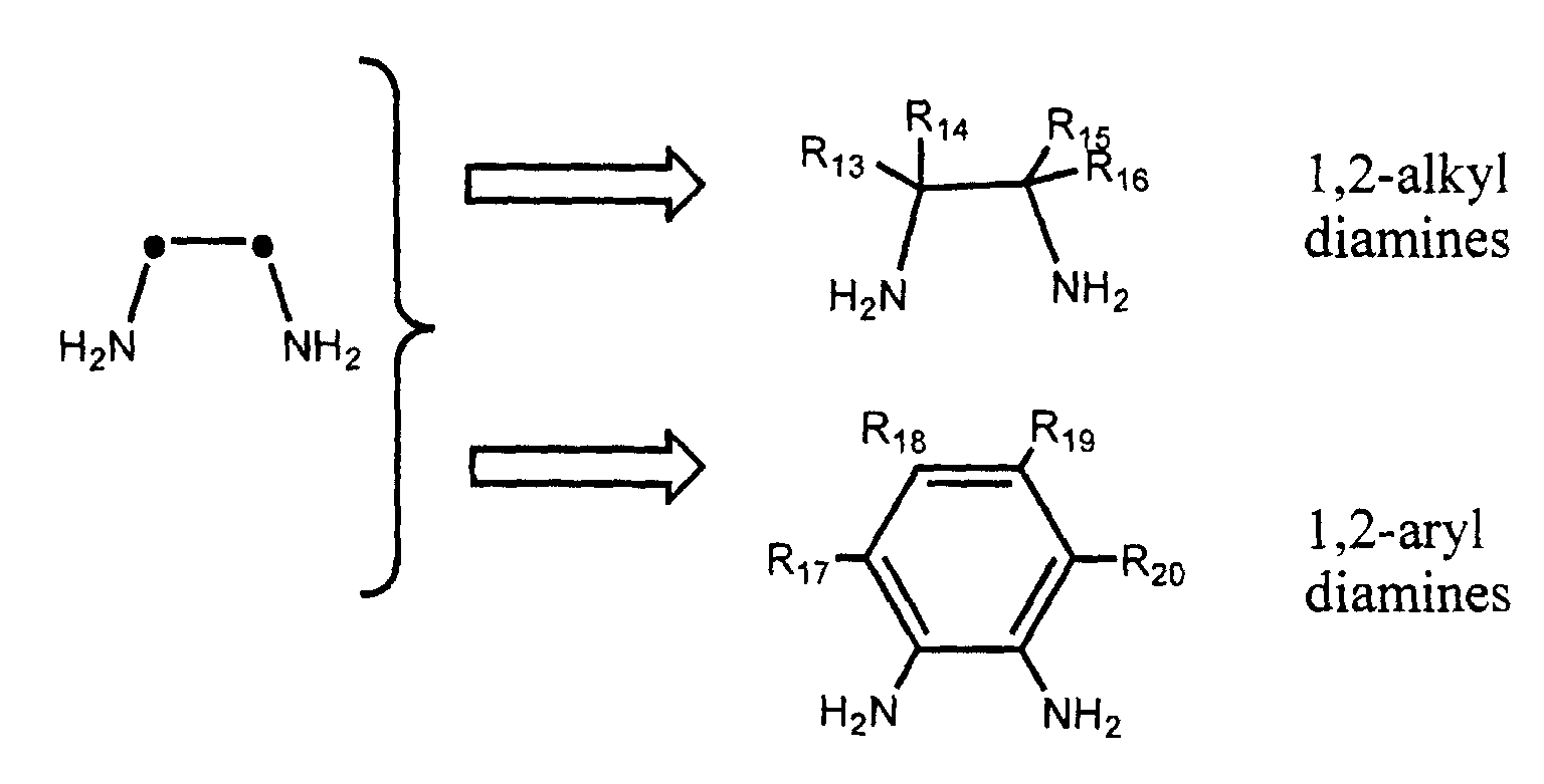 Ep0914206b1 long lived homogenous oxidation catalysts google schematic 2 replacement at two variable positions can be by two cr ar b units or the two variable positions can be combined to make up part of an aryl pooptronica