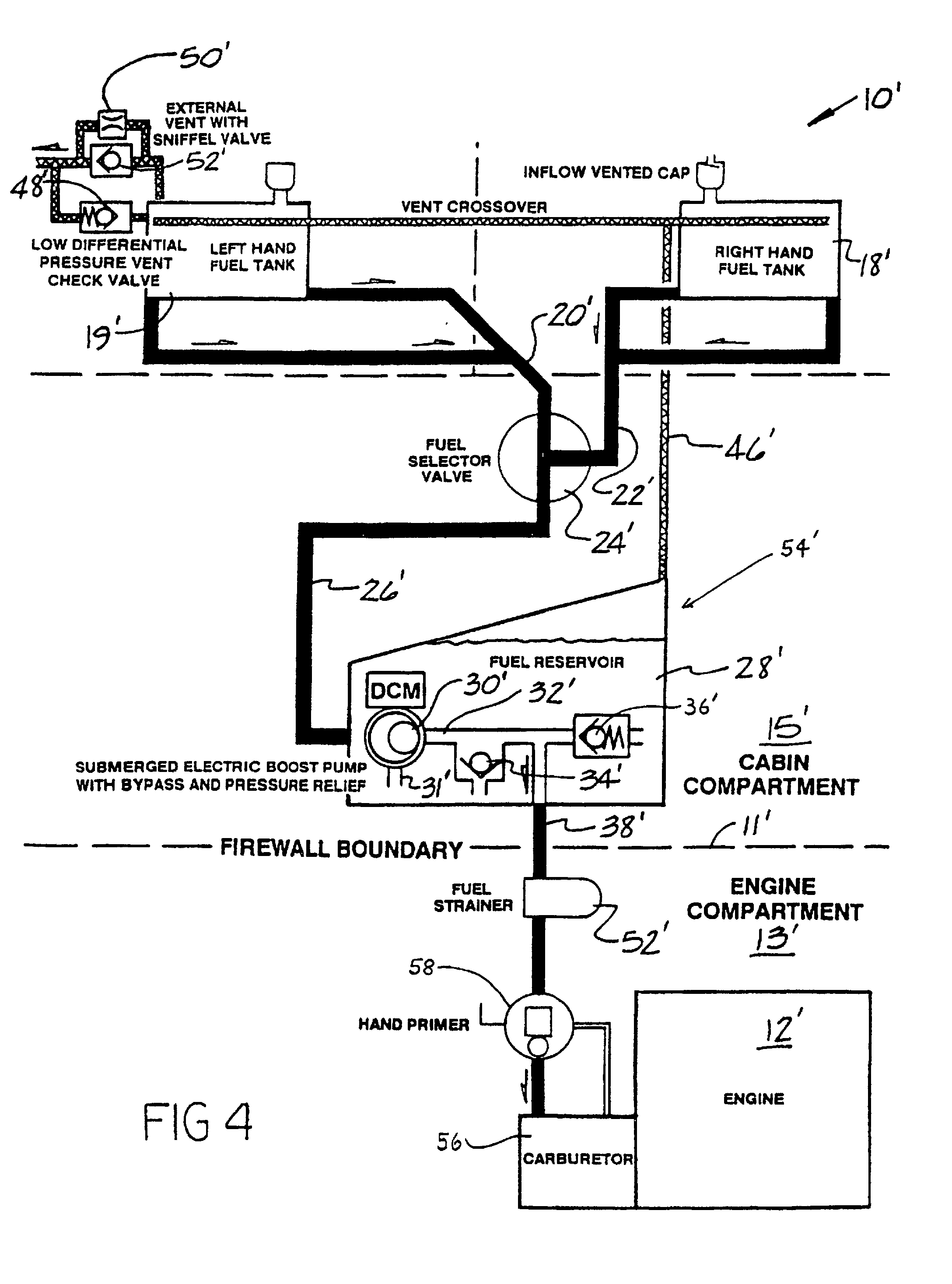 Patent Ep0915250b1 Fuel Systems For Avgas With Broad