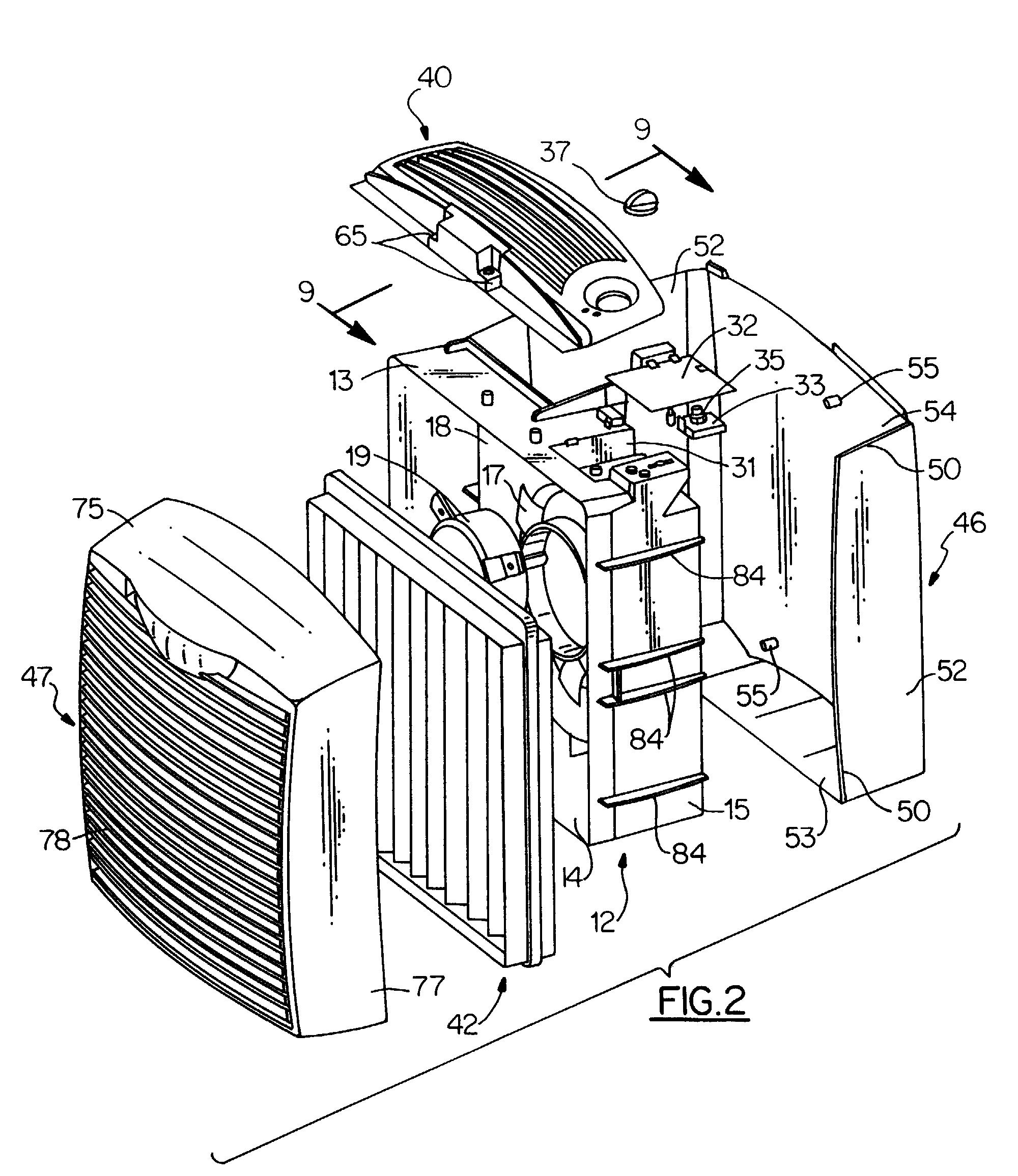 Patent Ep0933600a2 Air Purifier Unit Google Patents