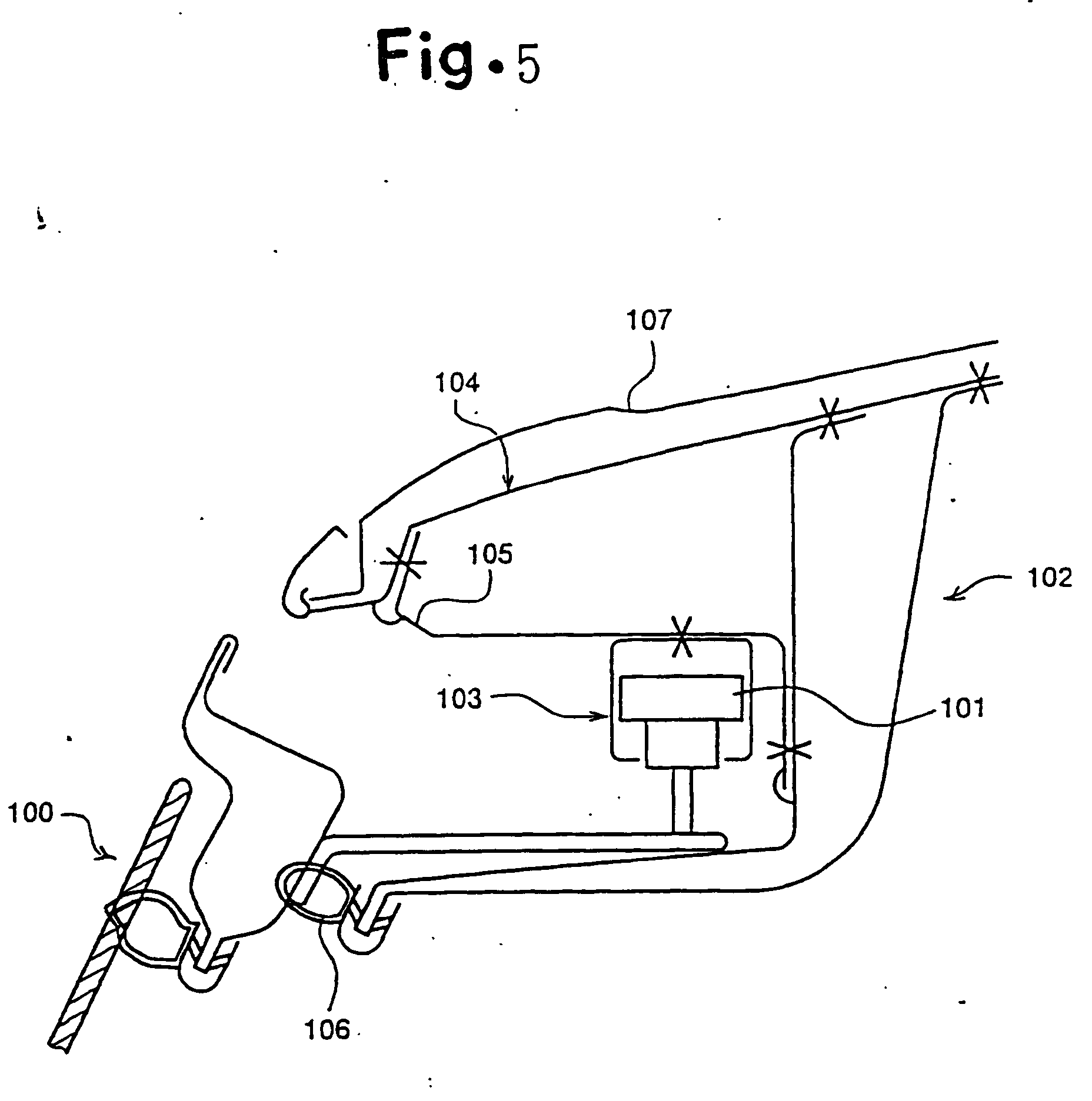 Patent EP0941913A1 - Car body structure - Google Patents