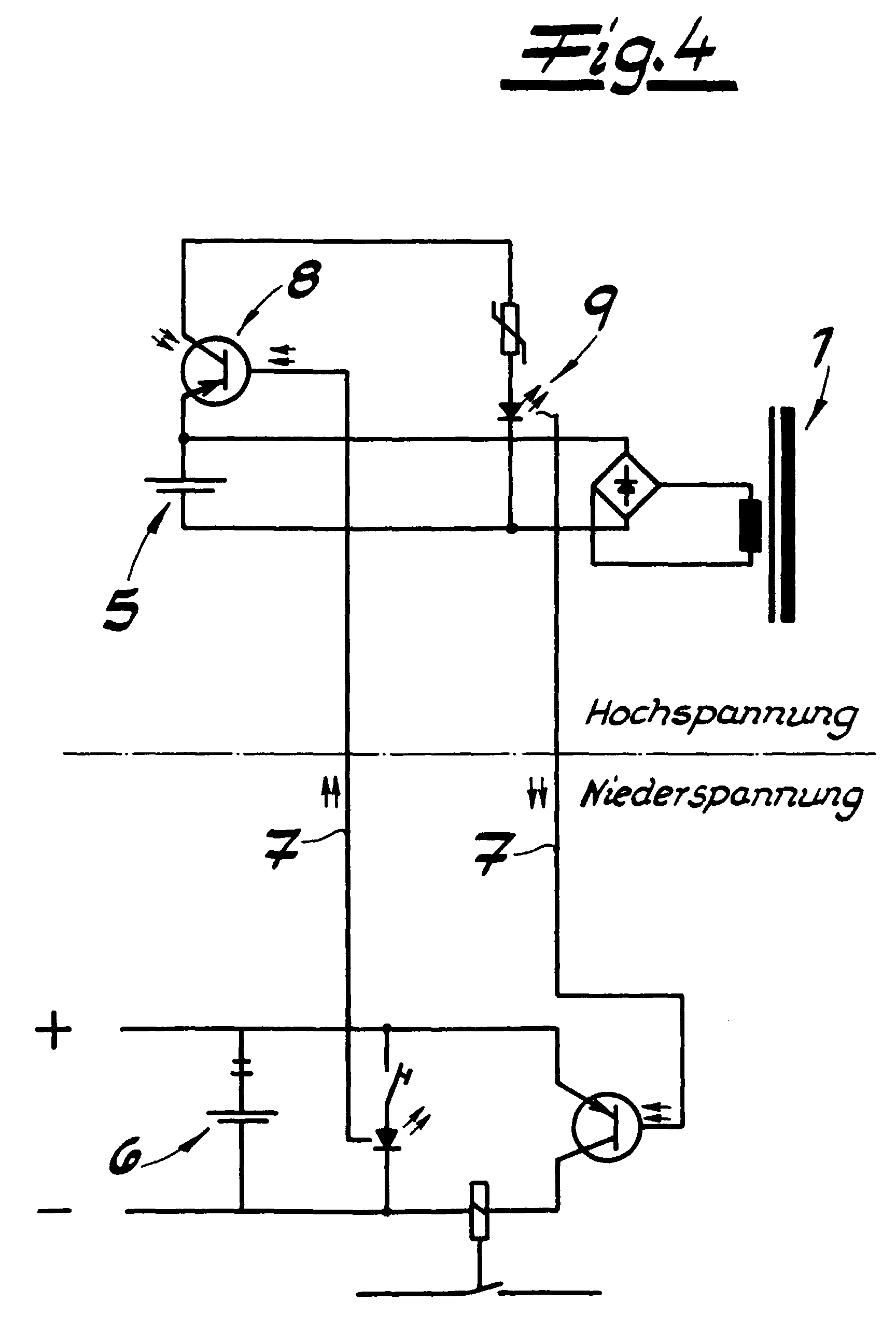 Patent EP0973251A2 - Start-up circuit with start-up transformer for ...