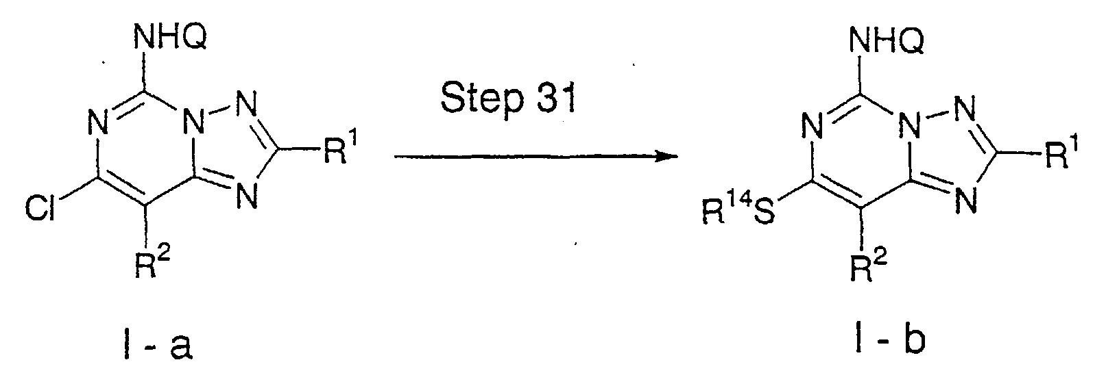 Ep0976753a1 1 2 4 Triazolo 1 5 C Pyrimidine Derivatives