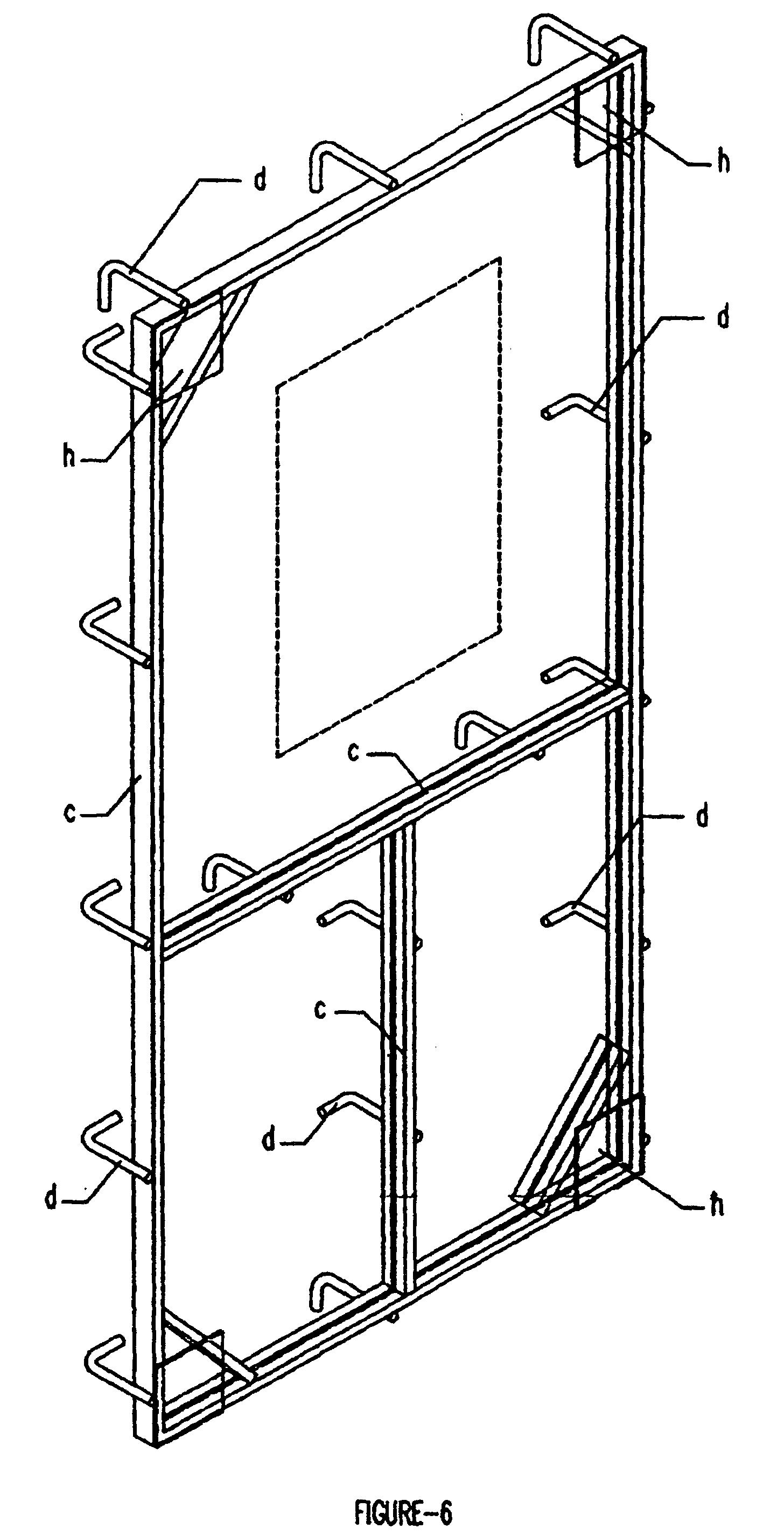 Grc Fixing Base Detail : Patent ep b prefabricated glass fiber reinforced