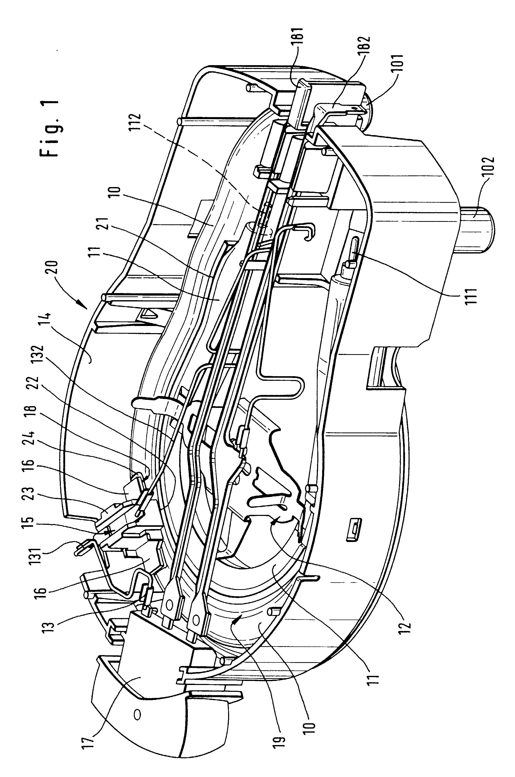 patent ep1002491a1 durchlauferhitzer f r ein. Black Bedroom Furniture Sets. Home Design Ideas