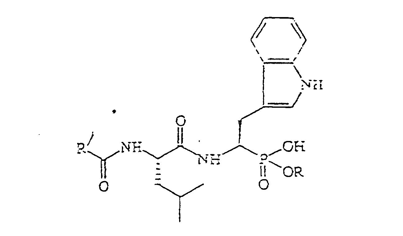 Inhibitoren von metalloproteinasen, ihre therapeutische verwendung und verfahren zur herstellung der grundstoffe für ihre synthese