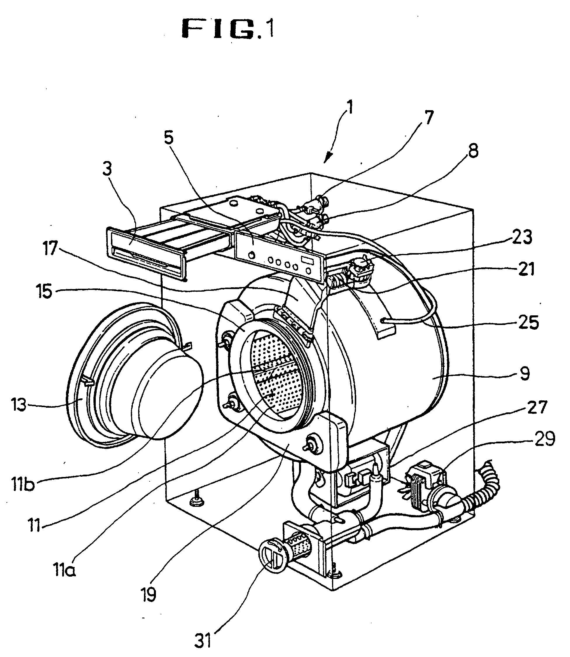 patent ep1045062b1 - washing machine