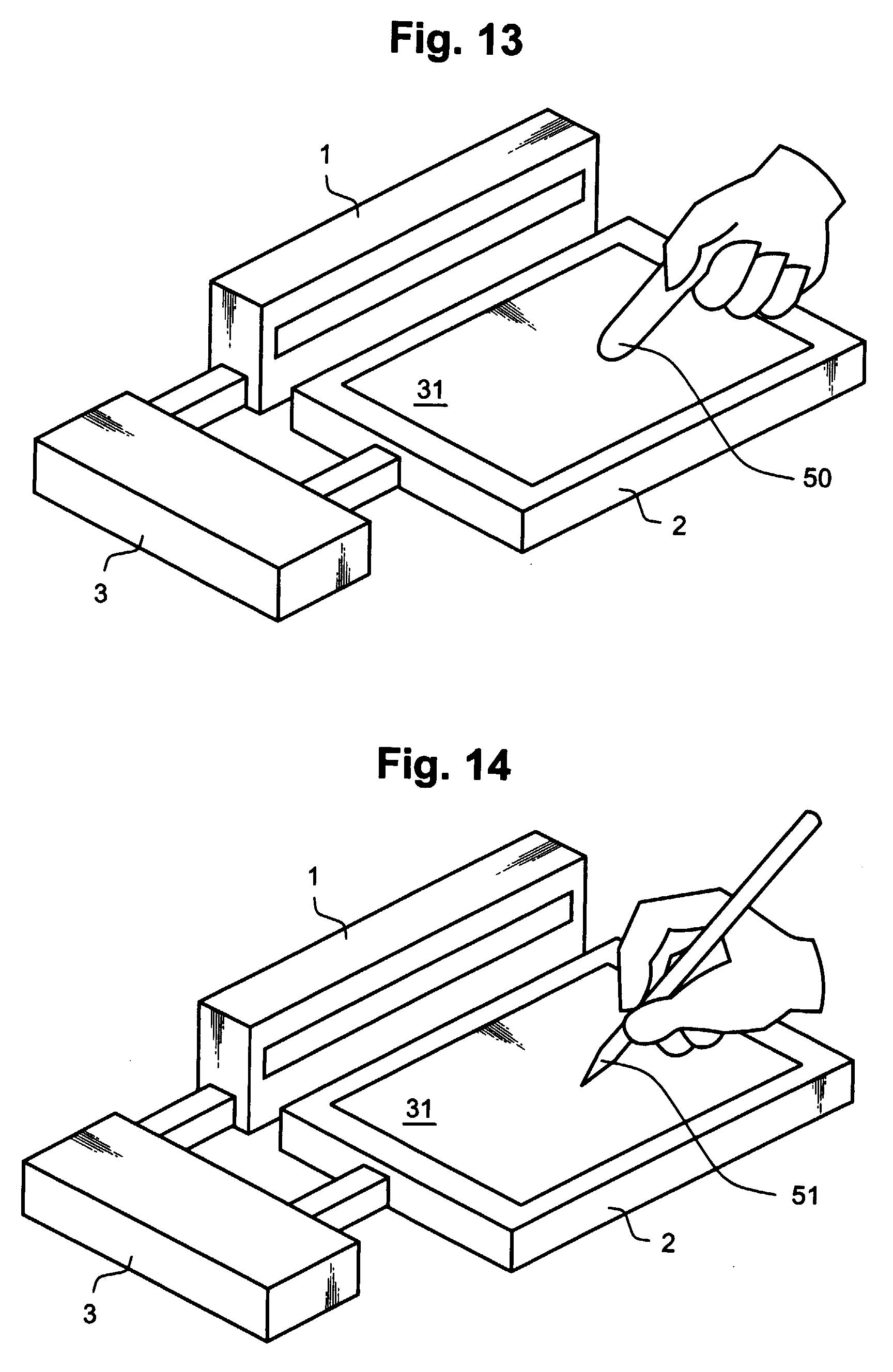 patent ep1059604a2