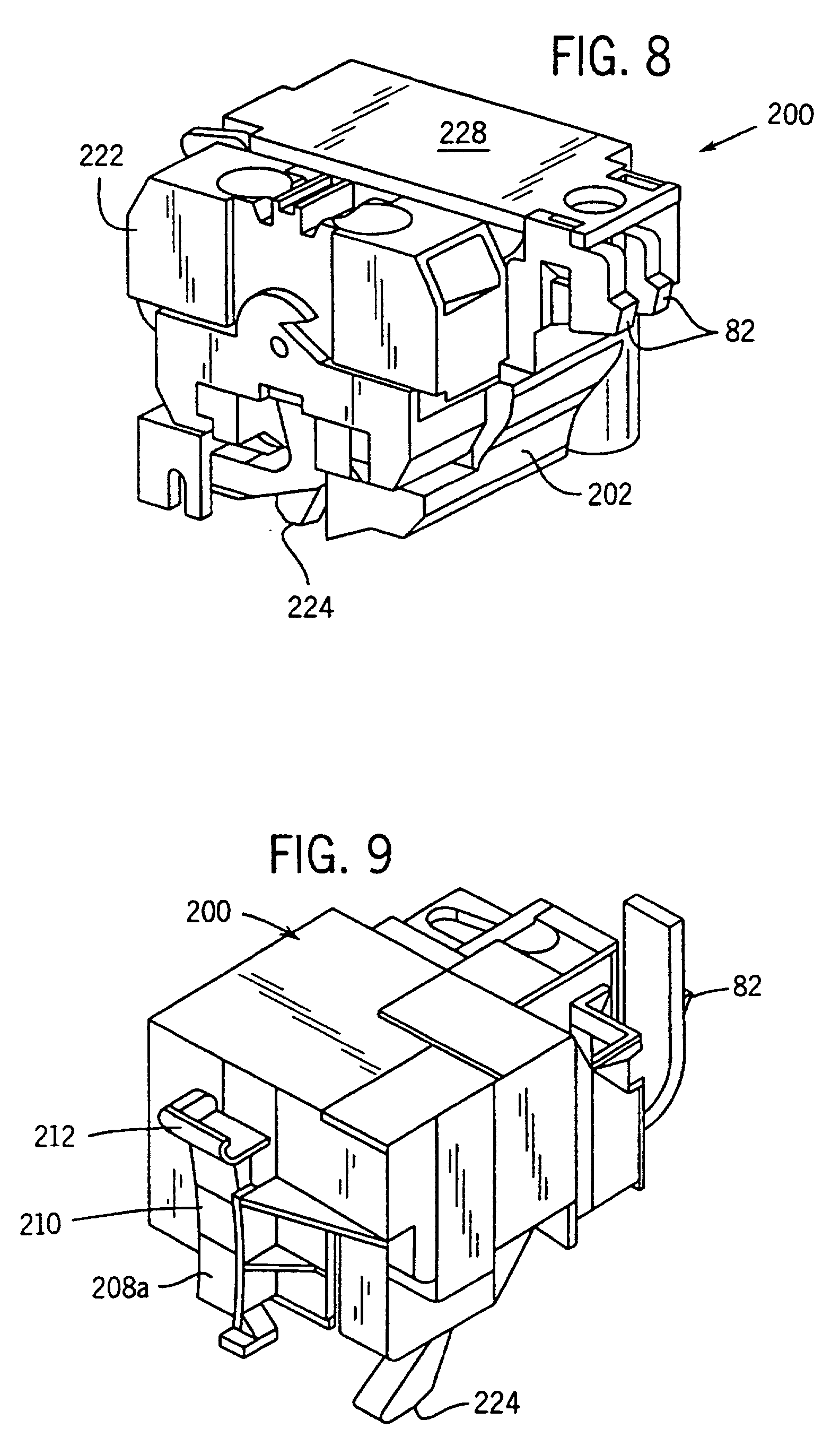 Patent Ep1098344b1 Shunt Trip Device For A Molded Case