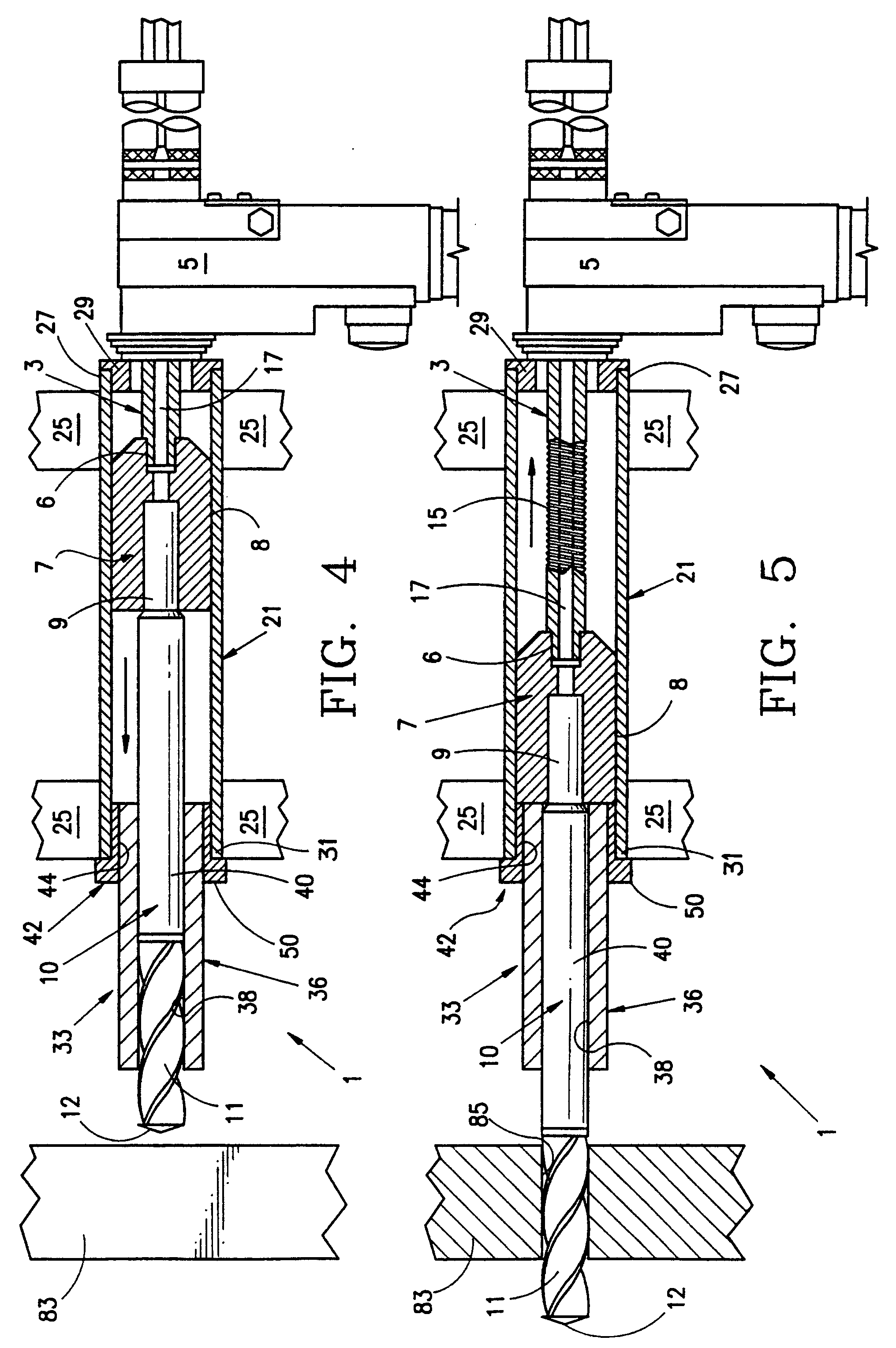 Patent Ep1104343b1 Drill Jig Assembly Having Hydraulic